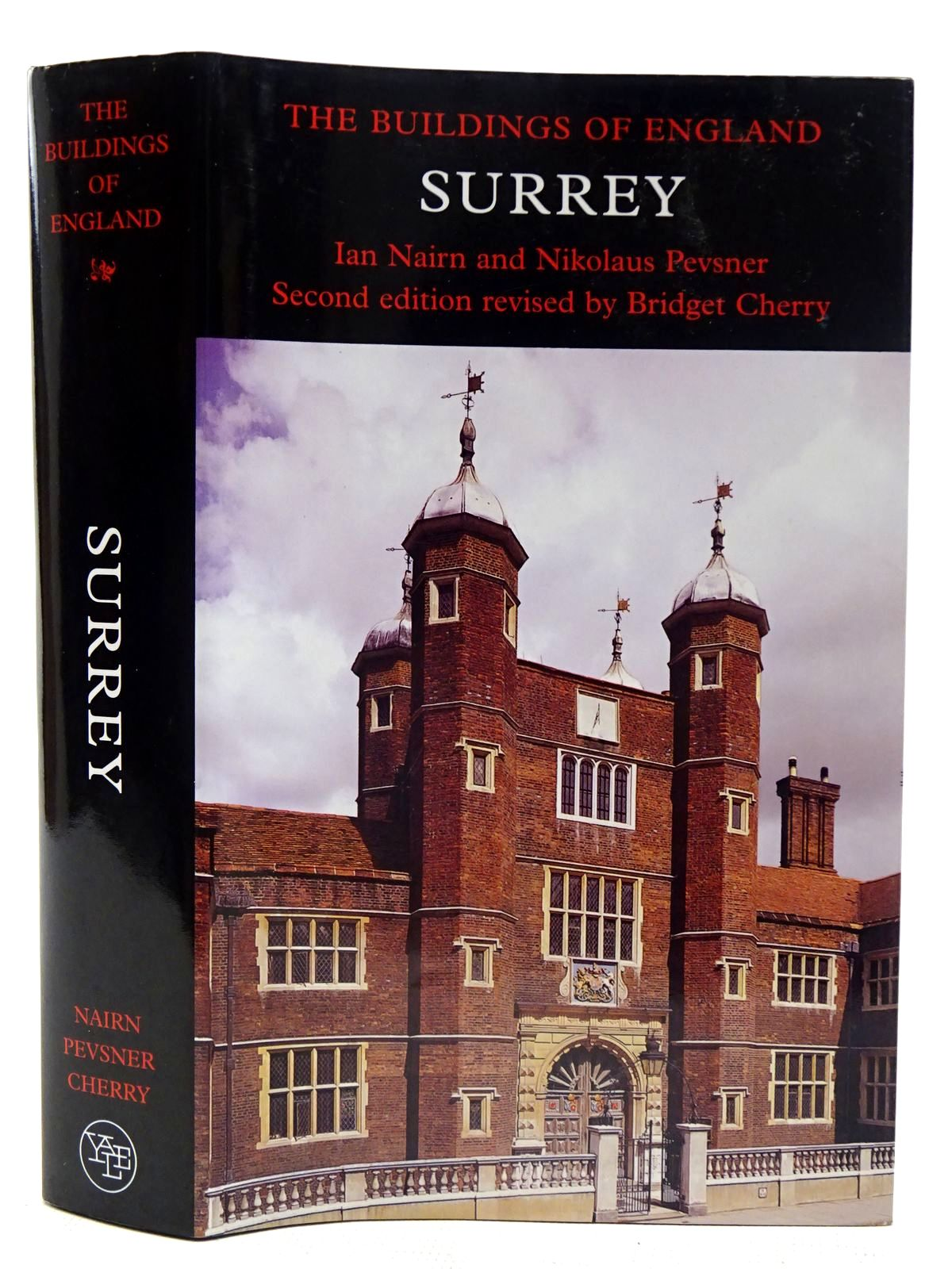 Photo of SURREY (BUILDINGS OF ENGLAND) written by Pevsner, Nikolaus<br />Cherry, Bridget published by Yale University Press (STOCK CODE: 2126495)  for sale by Stella & Rose's Books