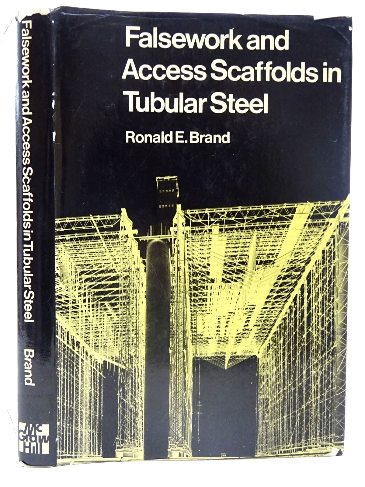 Photo of FALSEWORK AND ACCESS SCAFFOLD IN TUBULAR STEEL written by Brand, Ronald E. published by McGraw-Hill (STOCK CODE: 2126500)  for sale by Stella & Rose's Books