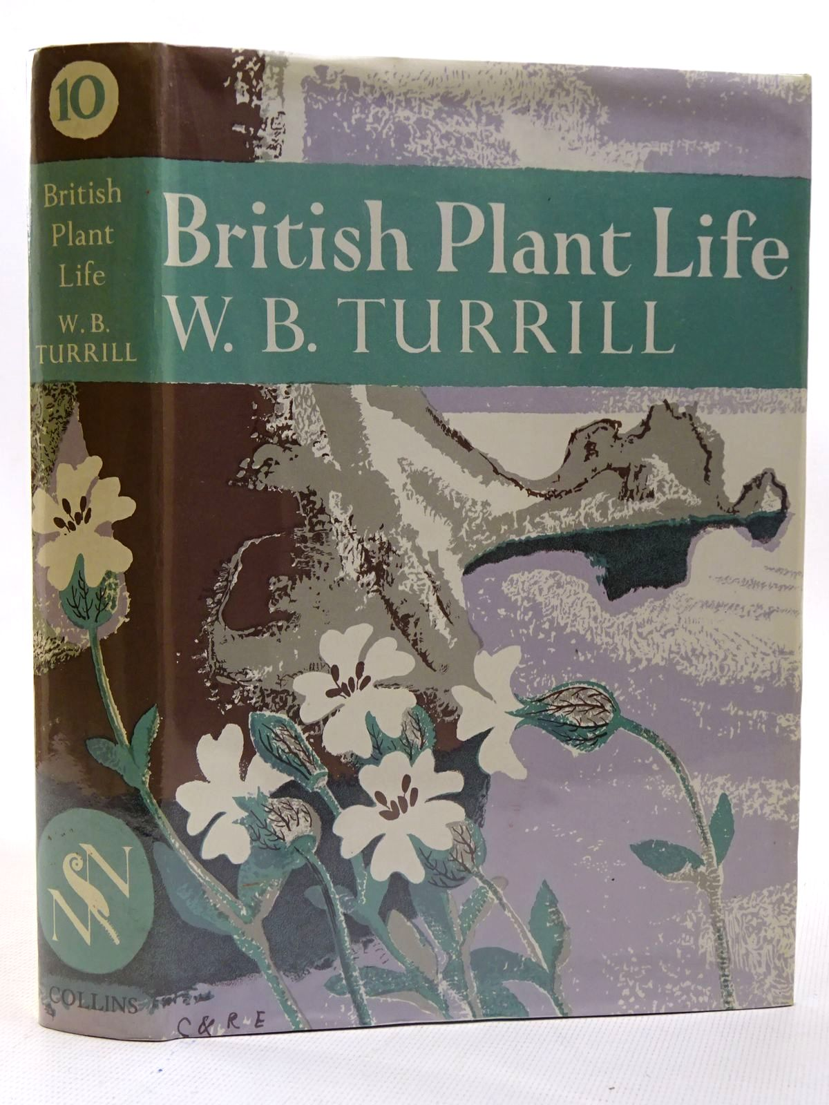 Photo of BRITISH PLANT LIFE (NN 10) written by Turrill, W.B. published by Collins (STOCK CODE: 2126503)  for sale by Stella & Rose's Books