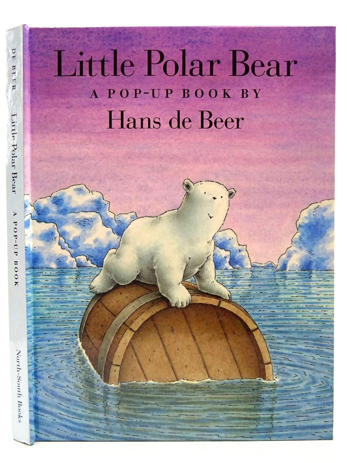 Photo of LITTLE POLAR BEAR A POP-UP BOOK written by De Beer, Hans illustrated by De Beer, Hans published by North South Books (STOCK CODE: 2126585)  for sale by Stella & Rose's Books