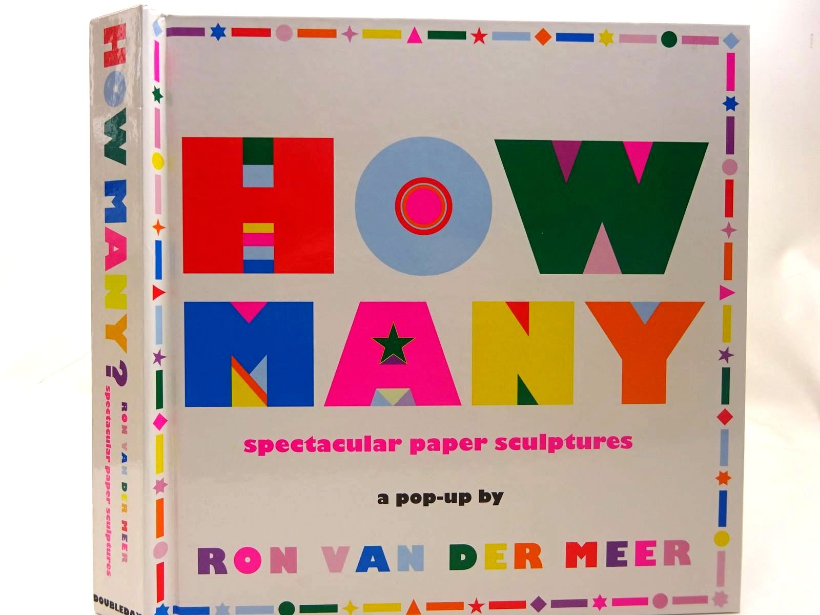 Photo of HOW MANY written by Van Der Meer, Ron<br />Brown, Graham published by Doubleday (STOCK CODE: 2126591)  for sale by Stella & Rose's Books
