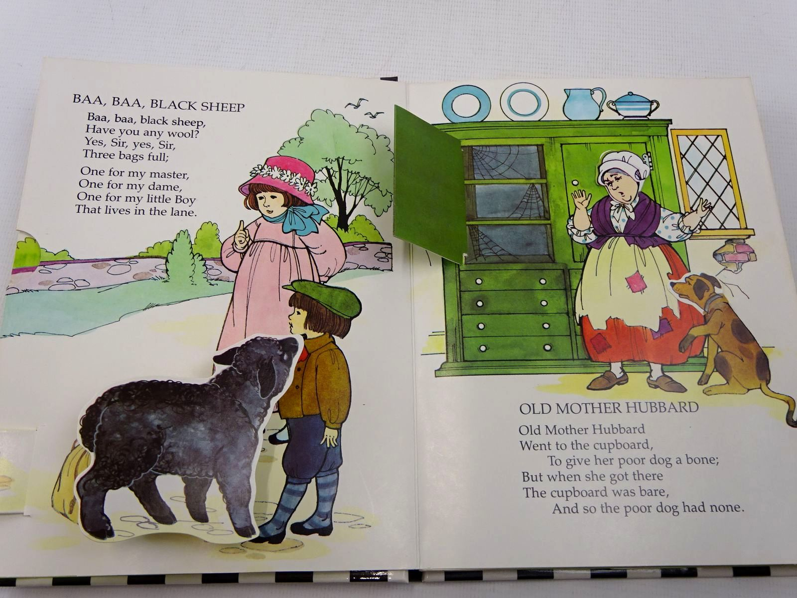 Photo of THE REAL MOTHER GOOSE POP-UP illustrated by Paris, Pat published by Child's Play (International) Ltd. (STOCK CODE: 2126593)  for sale by Stella & Rose's Books