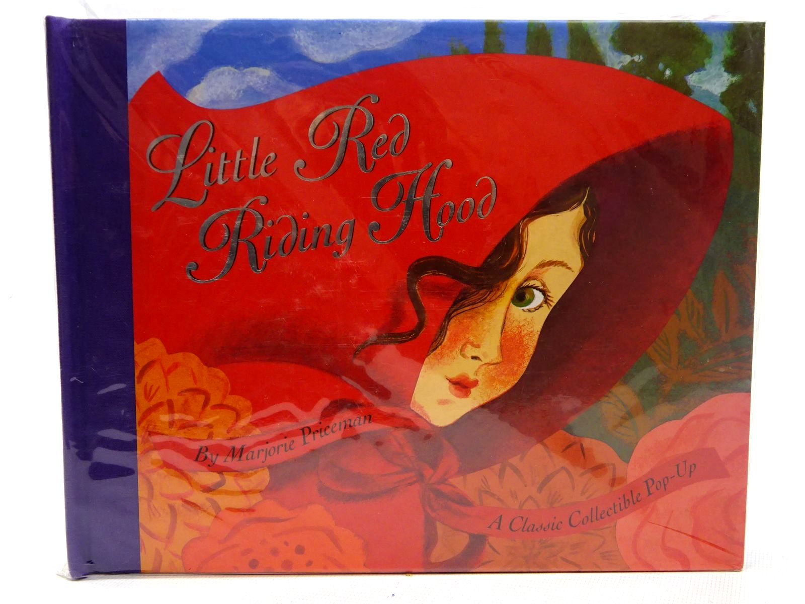 Photo of LITTLE RED RIDING HOOD written by Priceman, Marjorie illustrated by Priceman, Marjorie published by Little Simon (STOCK CODE: 2126608)  for sale by Stella & Rose's Books