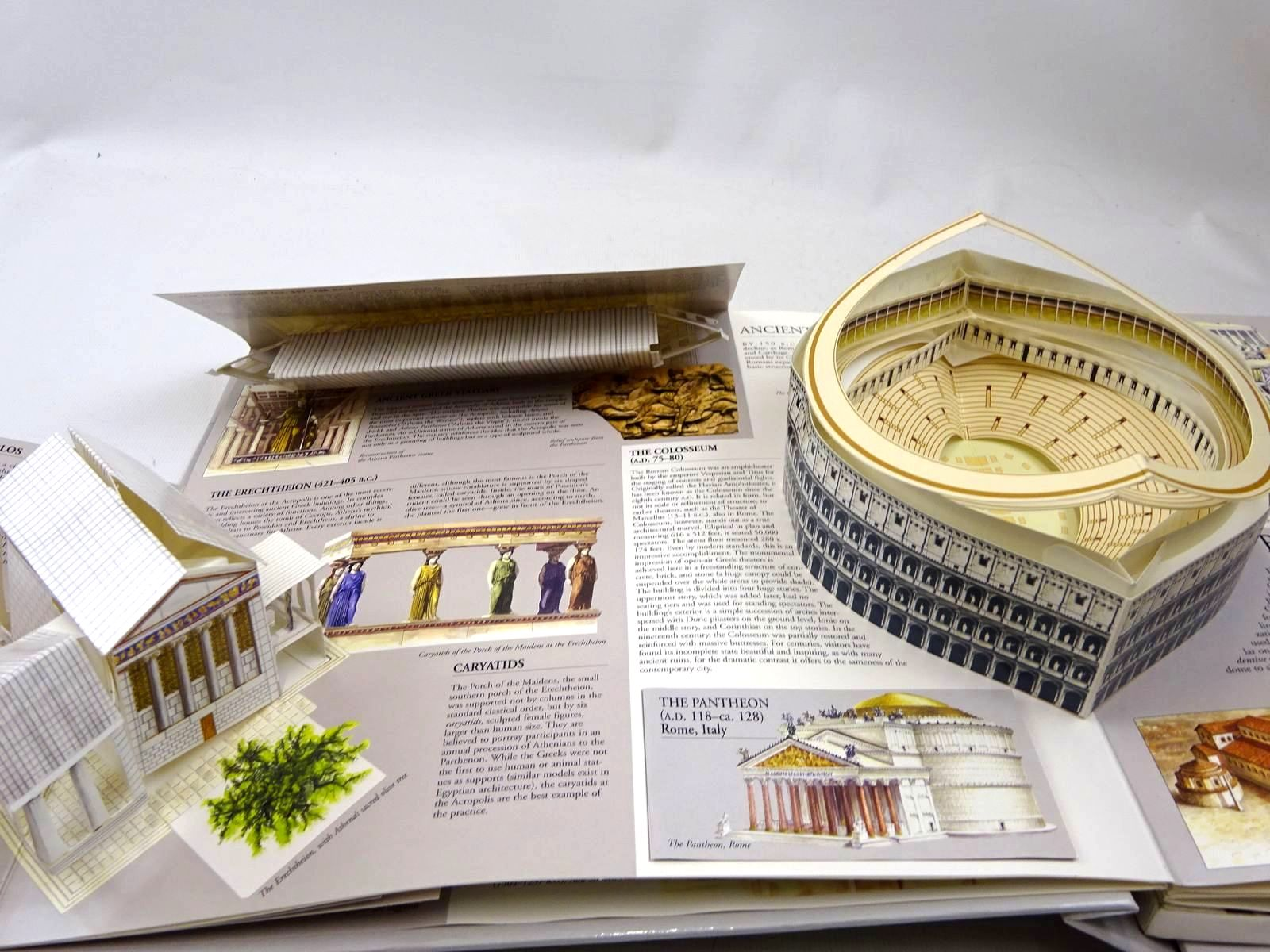 Photo of ARCHITECTURE POP-UP BOOK written by Radevsky, Anton<br />Popov, Pavel illustrated by Stankev, Emilian<br />et al., published by Universe Publishing (STOCK CODE: 2126643)  for sale by Stella & Rose's Books