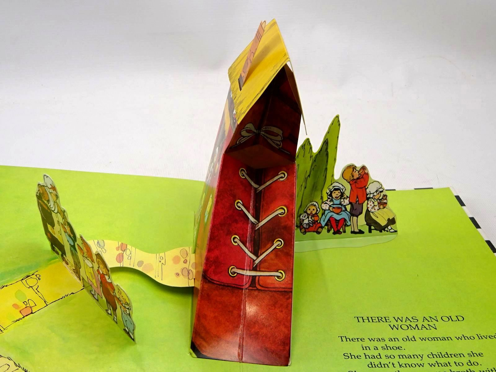 Photo of THE REAL MOTHER GOOSE POP-UP illustrated by Paris, Pat published by Child's Play (International) Ltd. (STOCK CODE: 2126645)  for sale by Stella & Rose's Books
