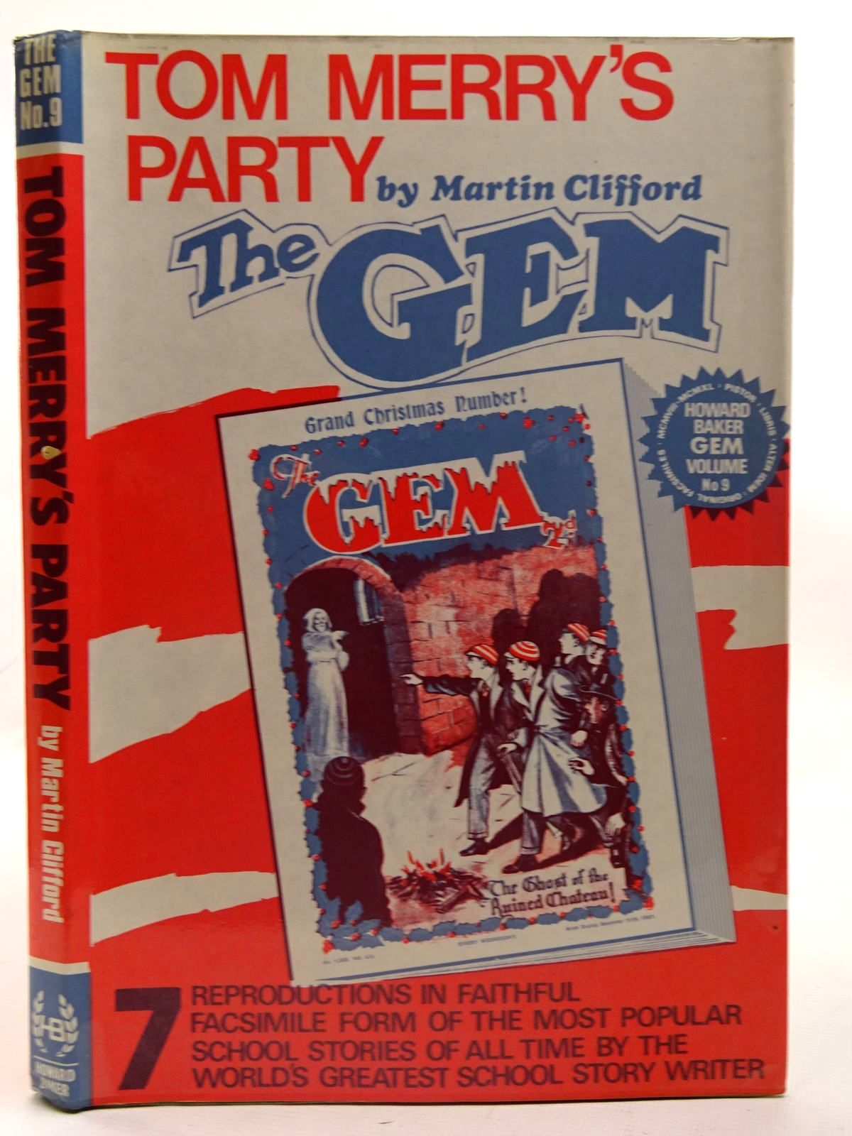 Photo of TOM MERRY'S PARTY written by Clifford, Martin<br />Richards, Frank published by Howard Baker (STOCK CODE: 2126665)  for sale by Stella & Rose's Books