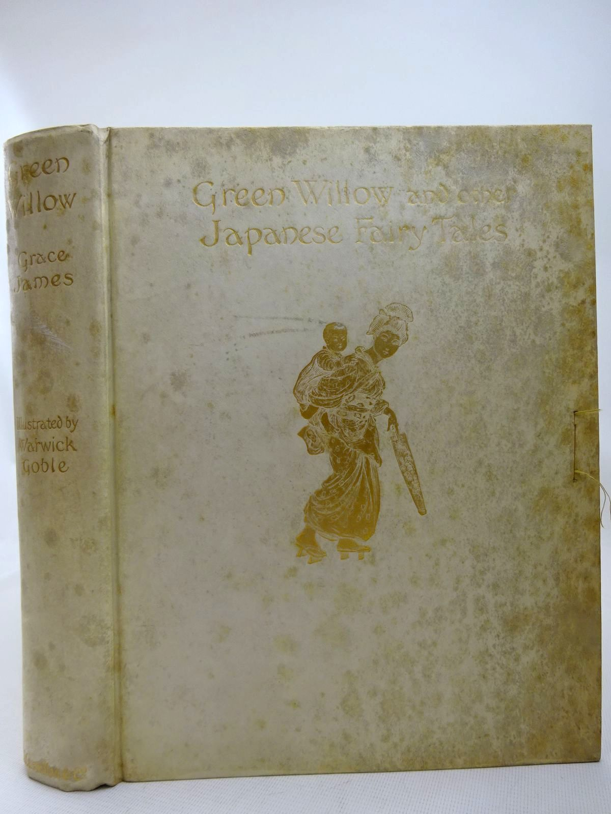 Photo of GREEN WILLOW AND OTHER JAPANESE FAIRY TALES written by James, Grace illustrated by Goble, Warwick published by Macmillan & Co. Ltd. (STOCK CODE: 2126689)  for sale by Stella & Rose's Books