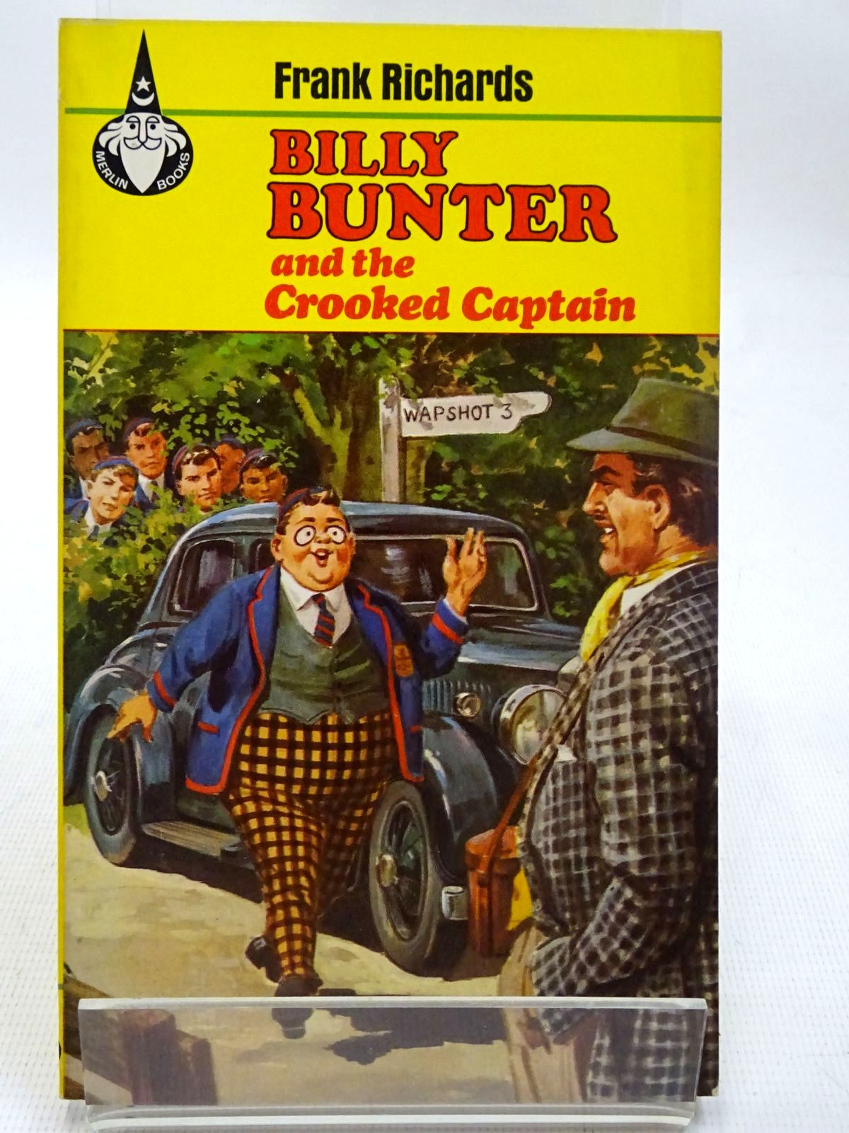 Photo of BILLY BUNTER AND THE CROOKED CAPTAIN written by Richards, Frank published by Paul Hamlyn (STOCK CODE: 2126704)  for sale by Stella & Rose's Books