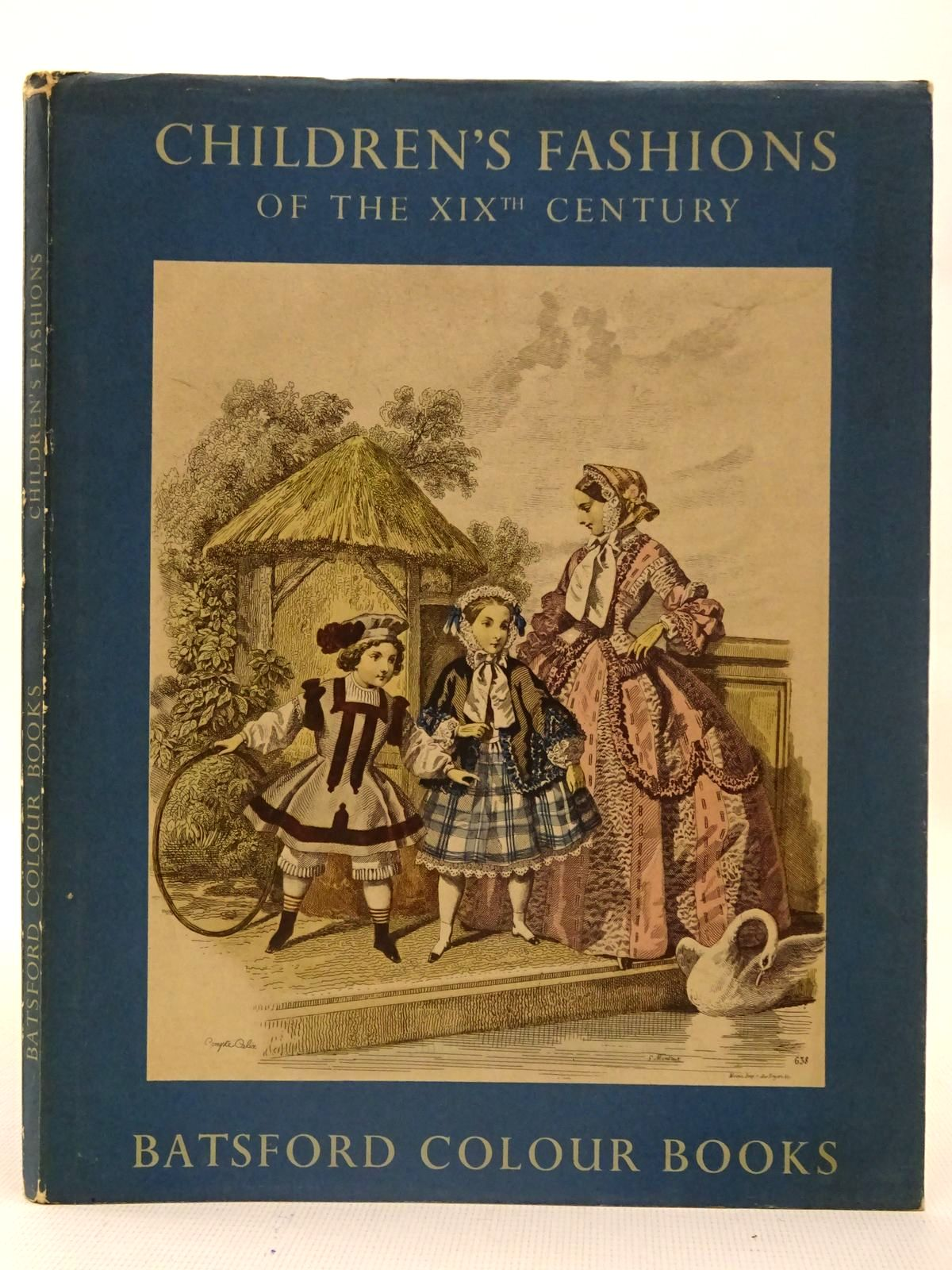 Photo of CHILDREN'S FASHIONS IN THE NINETEETH CENTURY written by Laver, James published by B.T. Batsford Ltd. (STOCK CODE: 2126735)  for sale by Stella & Rose's Books