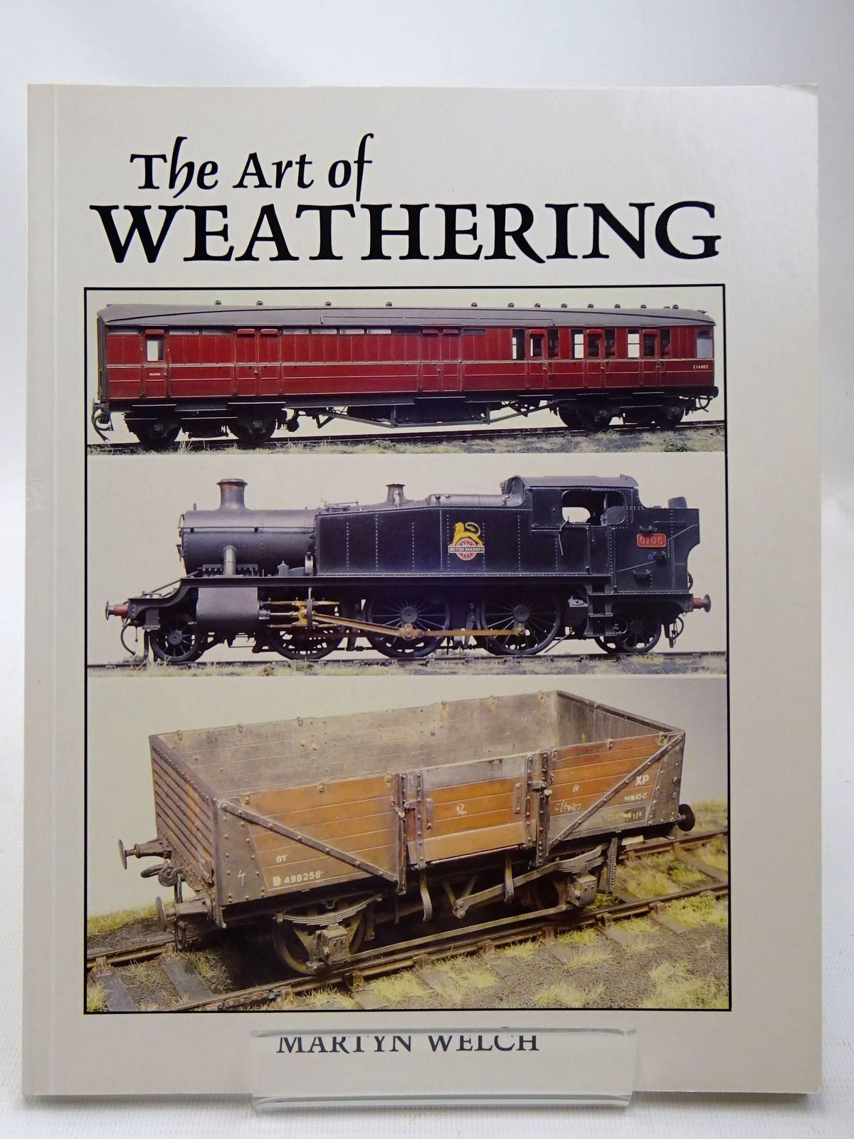Photo of THE ART OF WEATHERING written by Welch, Martyn published by Wild Swan Publications (STOCK CODE: 2126801)  for sale by Stella & Rose's Books