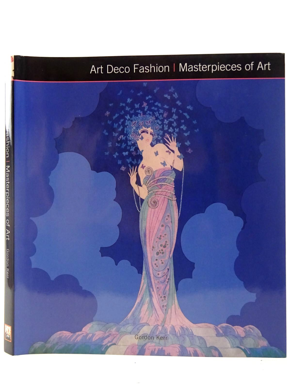 Photo of ART DECO FASHION MASTERPIECES OF ART written by Kerr, Gordon published by Flame Tree Publishing (STOCK CODE: 2126889)  for sale by Stella & Rose's Books