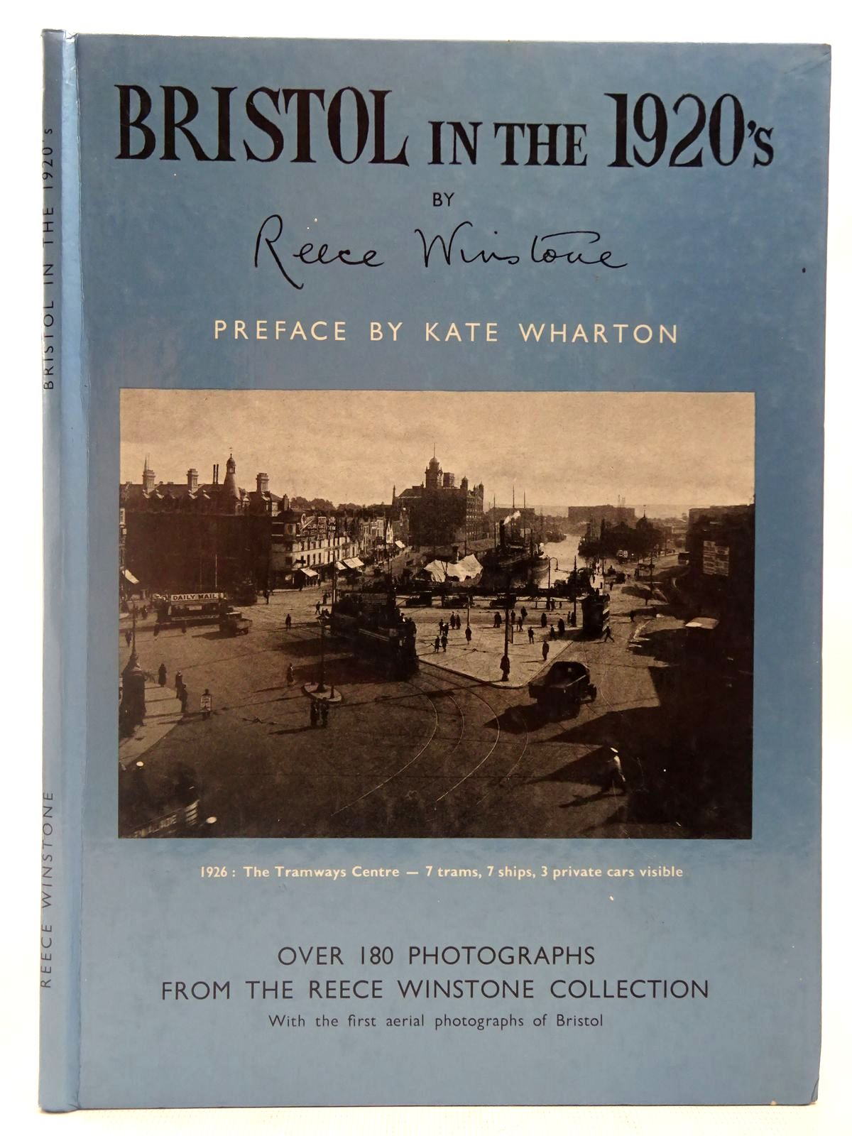Photo of BRISTOL IN THE 1920'S written by Winstone, Reece published by Reece Winstone (STOCK CODE: 2126942)  for sale by Stella & Rose's Books