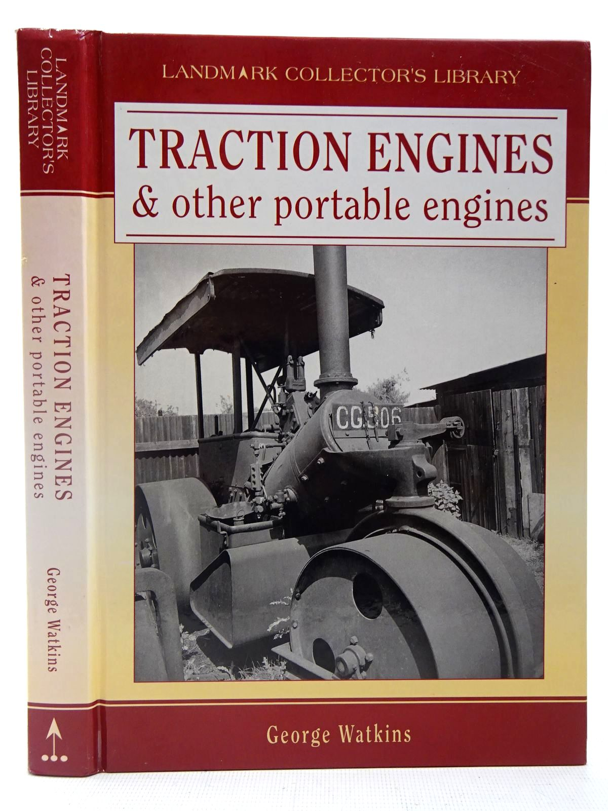 Photo of TRACTION ENGINES & OTHER PORTABLE ENGINES written by Watkins, George published by Landmark Publishing (STOCK CODE: 2126957)  for sale by Stella & Rose's Books