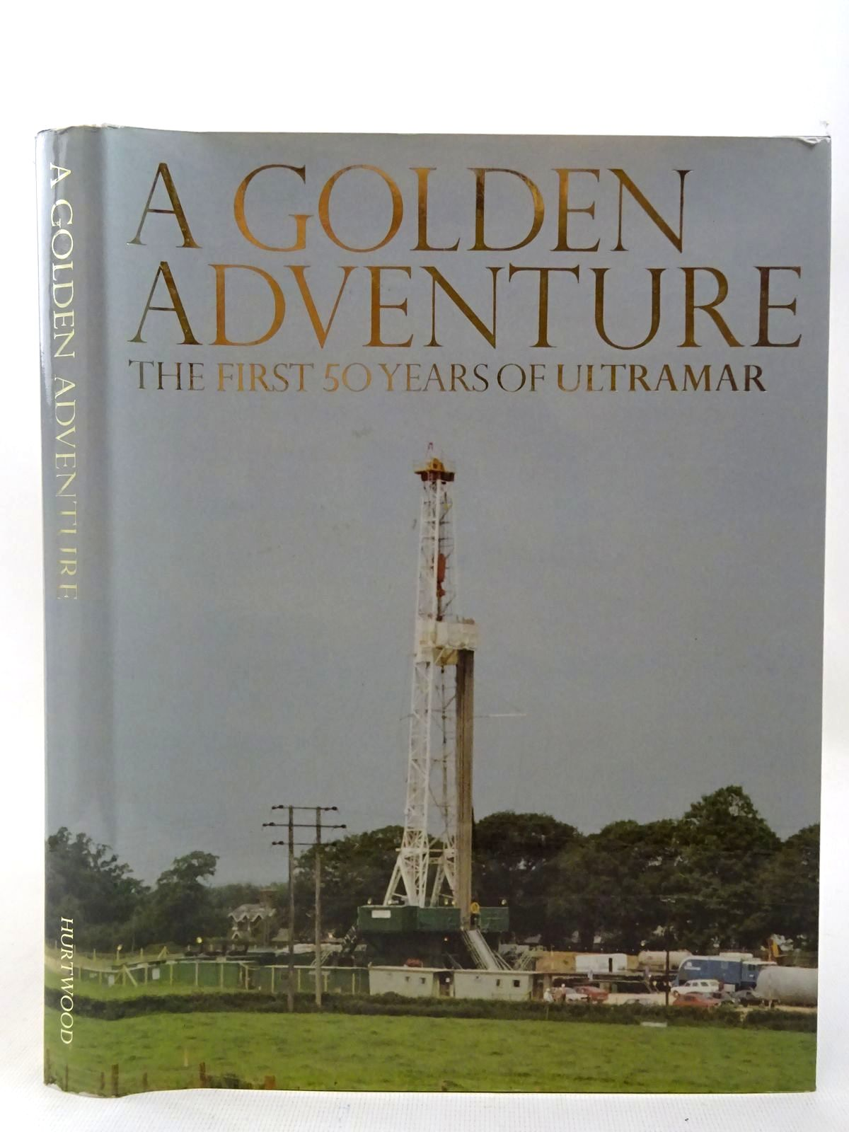 Photo of A GOLDEN ADVENTURE written by Atterbury, Paul<br />MacKenzie, Julia published by Hurtwood Press (STOCK CODE: 2126985)  for sale by Stella & Rose's Books