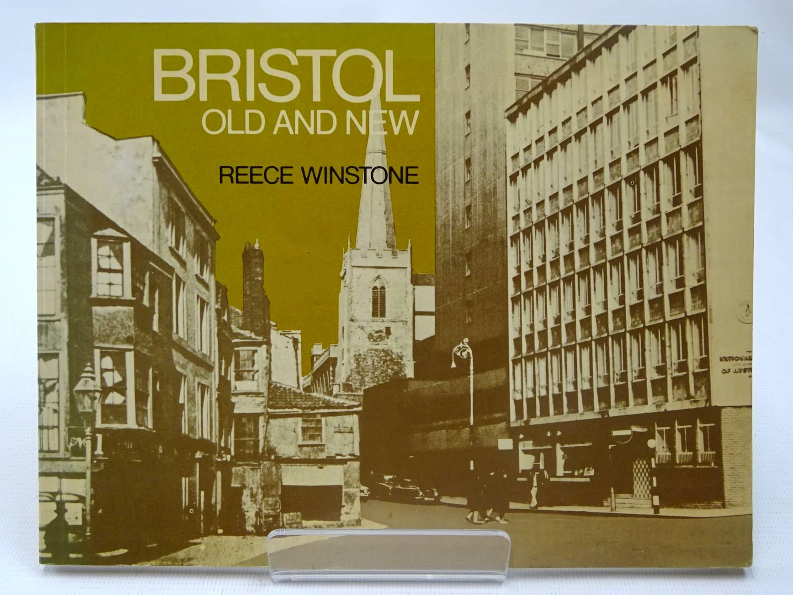 Photo of BRISTOL OLD AND NEW written by Winstone, Reece published by EP Publishing Limited (STOCK CODE: 2127017)  for sale by Stella & Rose's Books