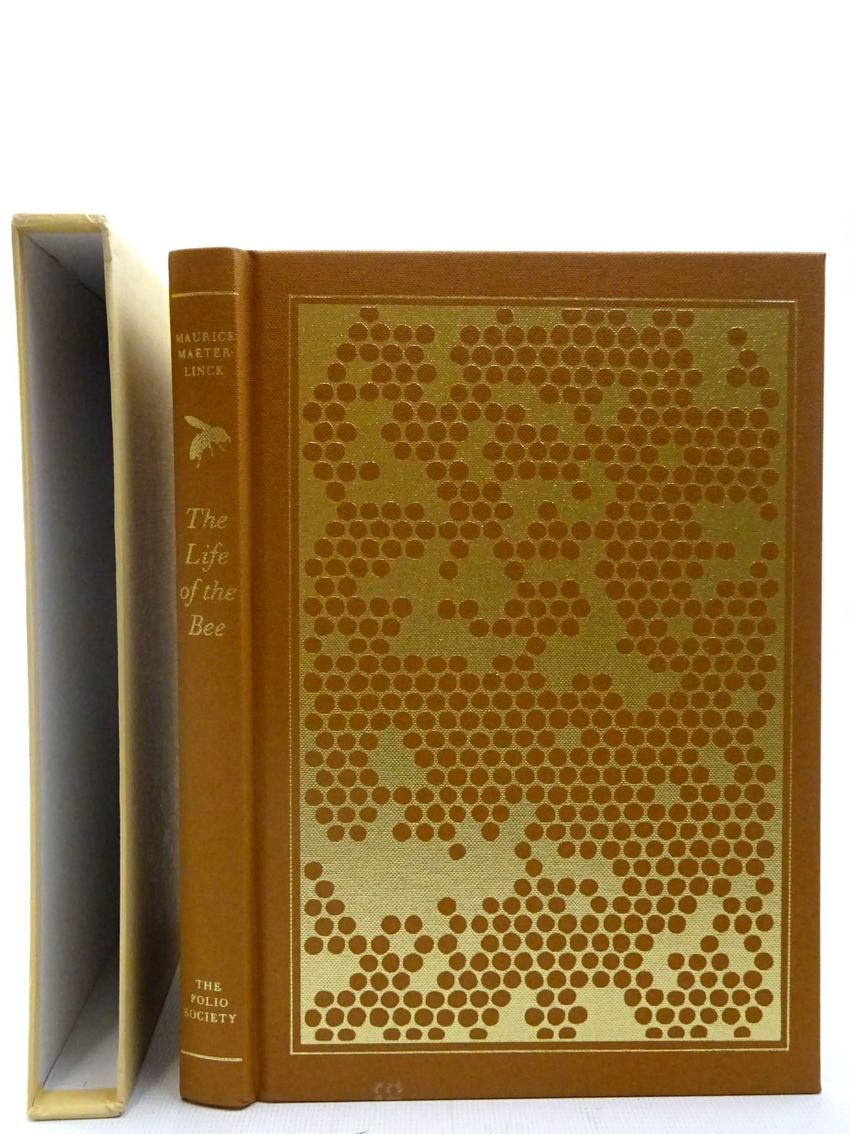 Photo of THE LIFE OF THE BEE written by Maeterlinck, Maurice<br />Heath-Stubbs, John illustrated by Hartley, Wilf published by Folio Society (STOCK CODE: 2127089)  for sale by Stella & Rose's Books