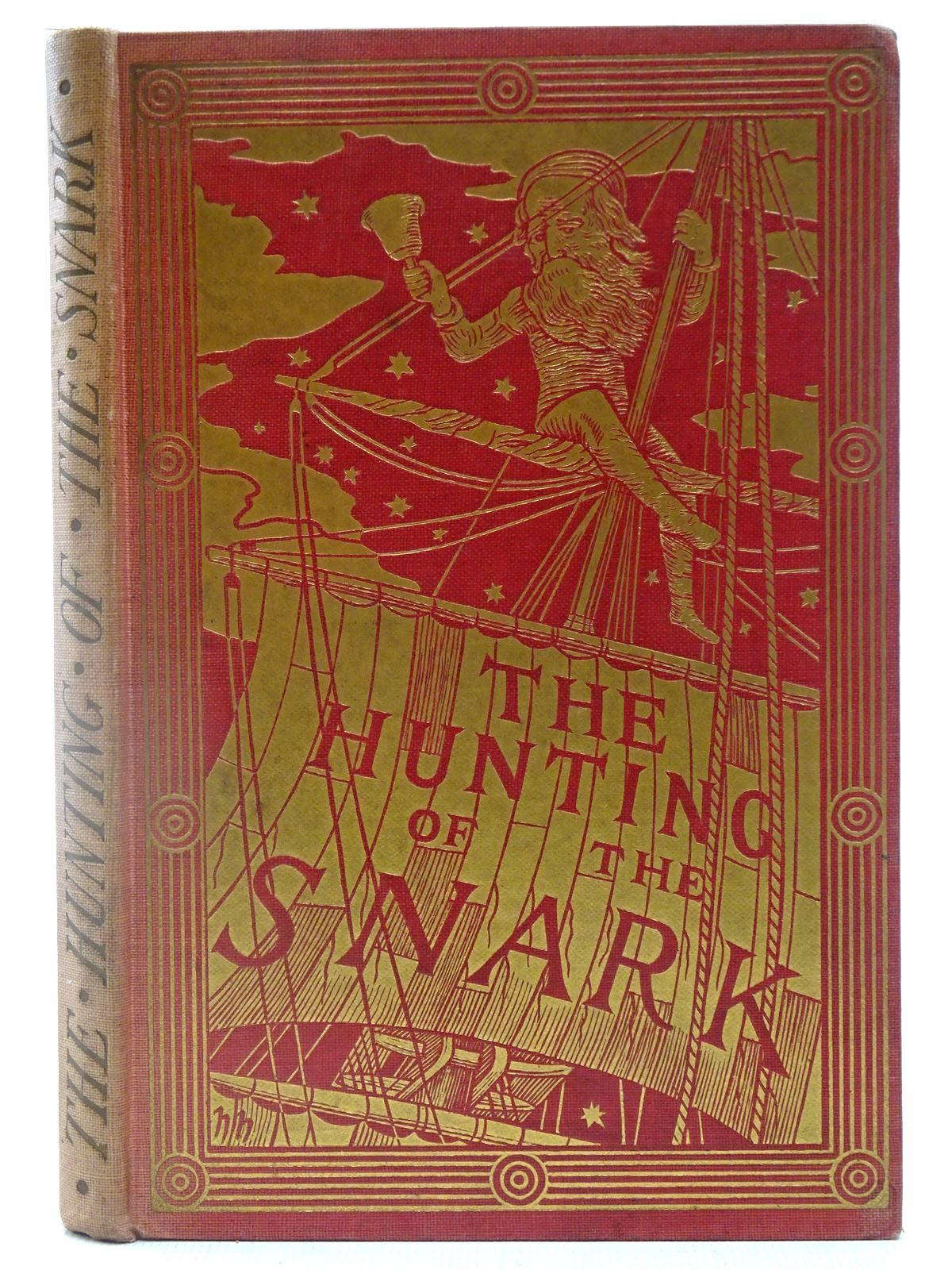 Photo of THE HUNTING OF THE SNARK written by Carroll, Lewis illustrated by Holiday, Henry published by Macmillan & Co. Ltd. (STOCK CODE: 2127175)  for sale by Stella & Rose's Books
