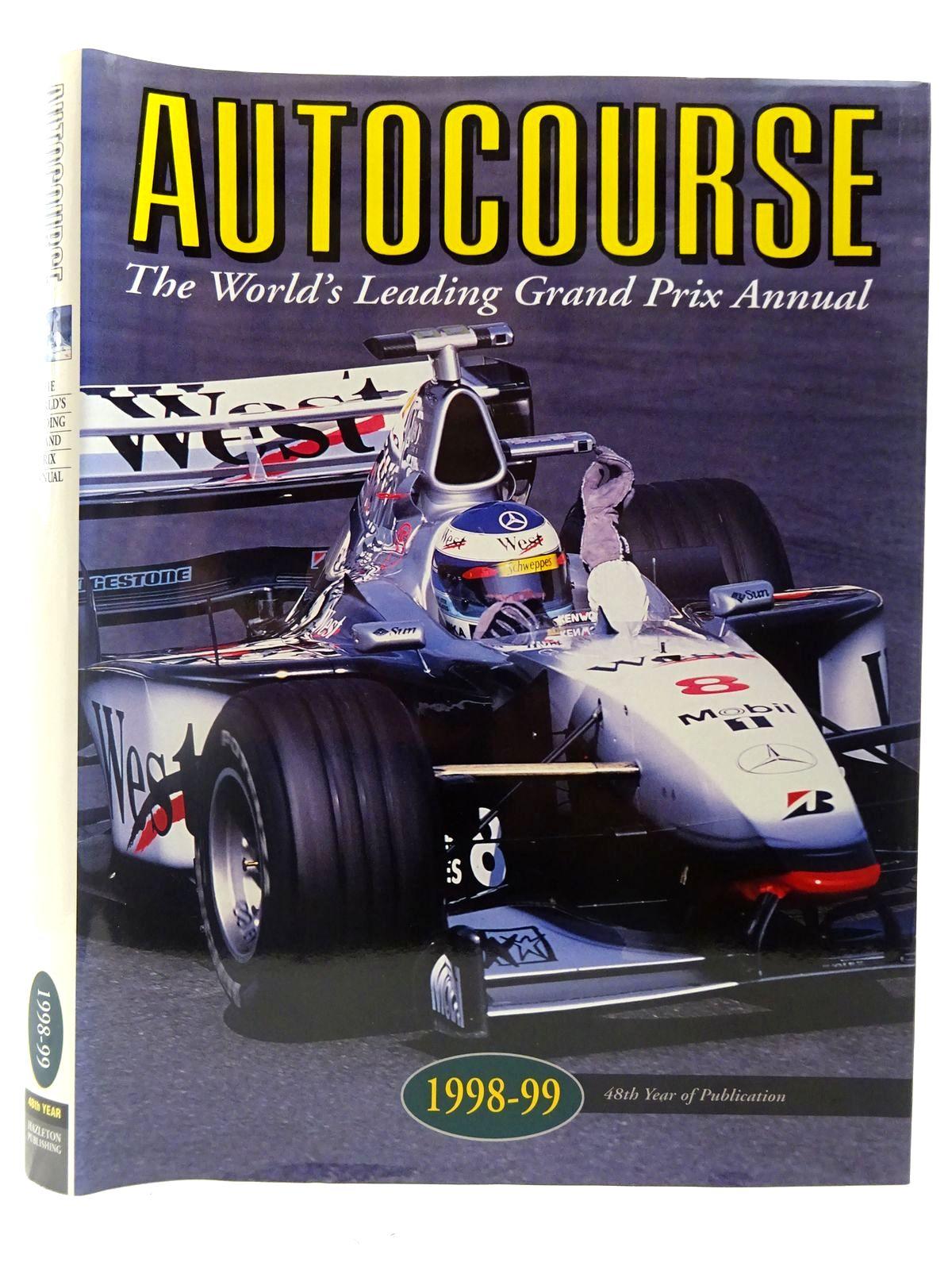 Photo of AUTOCOURSE 1998-99