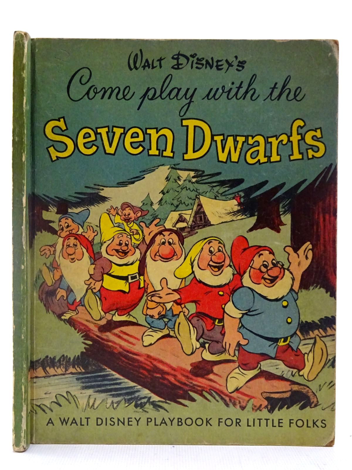 Photo of COME PLAY WITH THE SEVEN DWARFS written by Disney, Walt published by Collins (STOCK CODE: 2127193)  for sale by Stella & Rose's Books