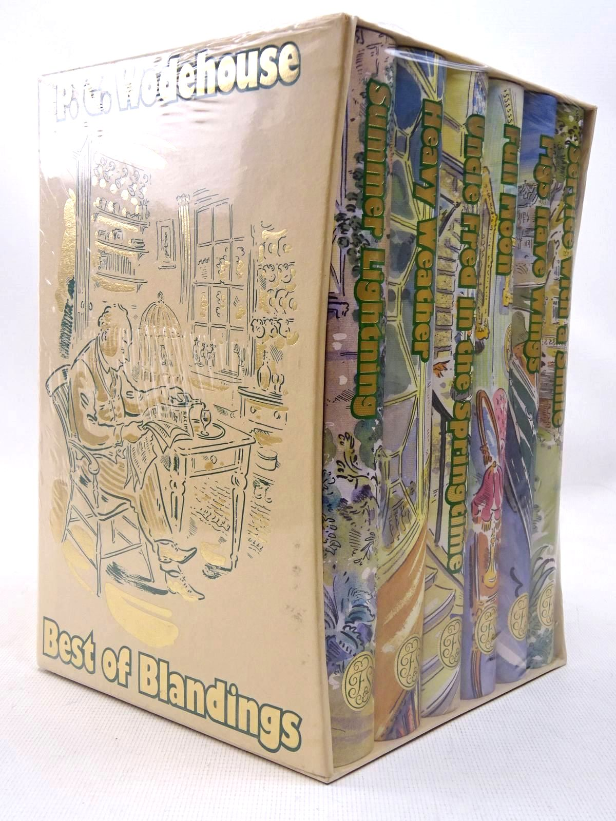 Photo of THE BEST OF BLANDINGS (6 VOLUMES)