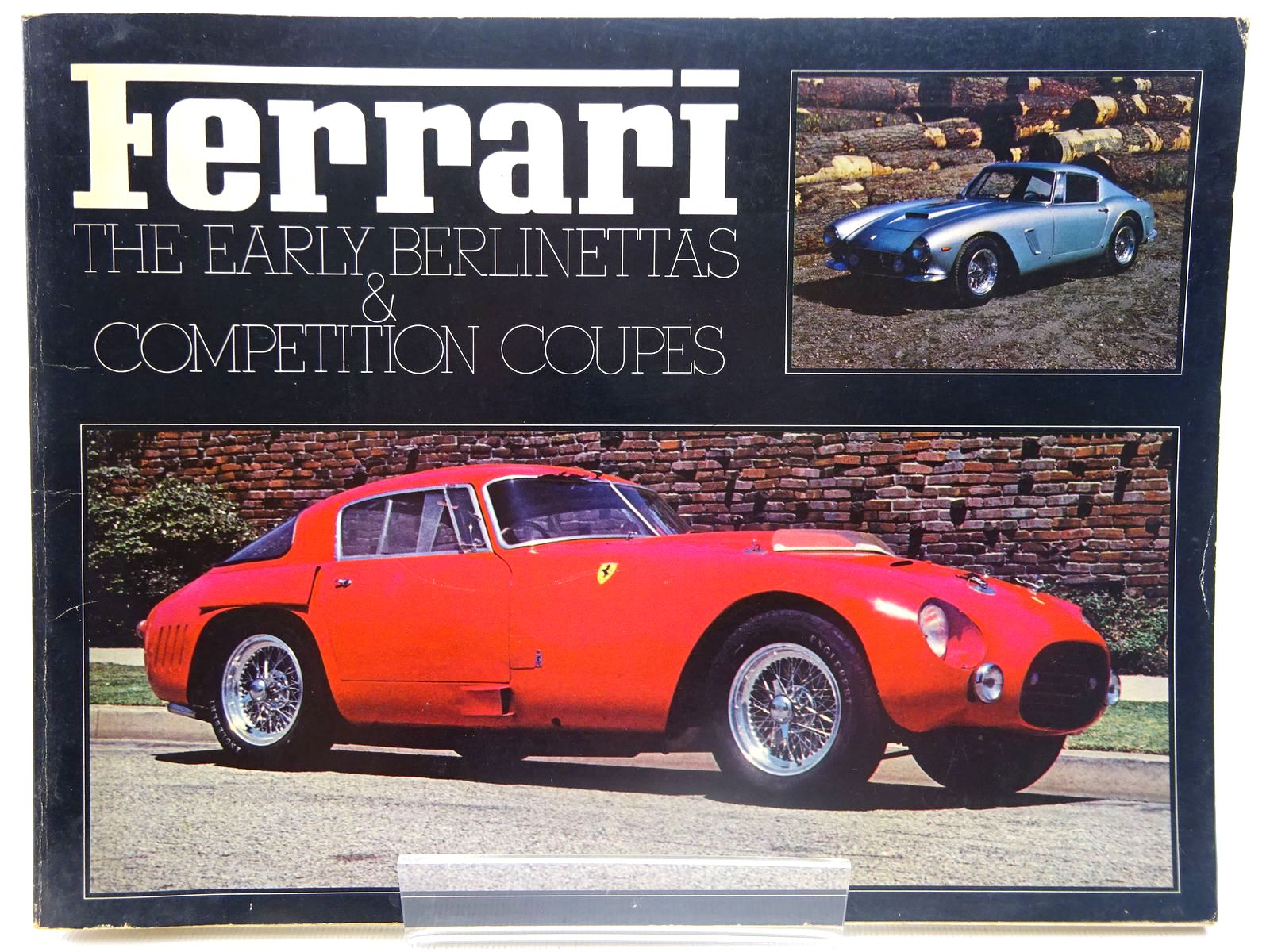 Photo of FERRARI THE EARLY BERLINETTAS & COMPETITION COUPES