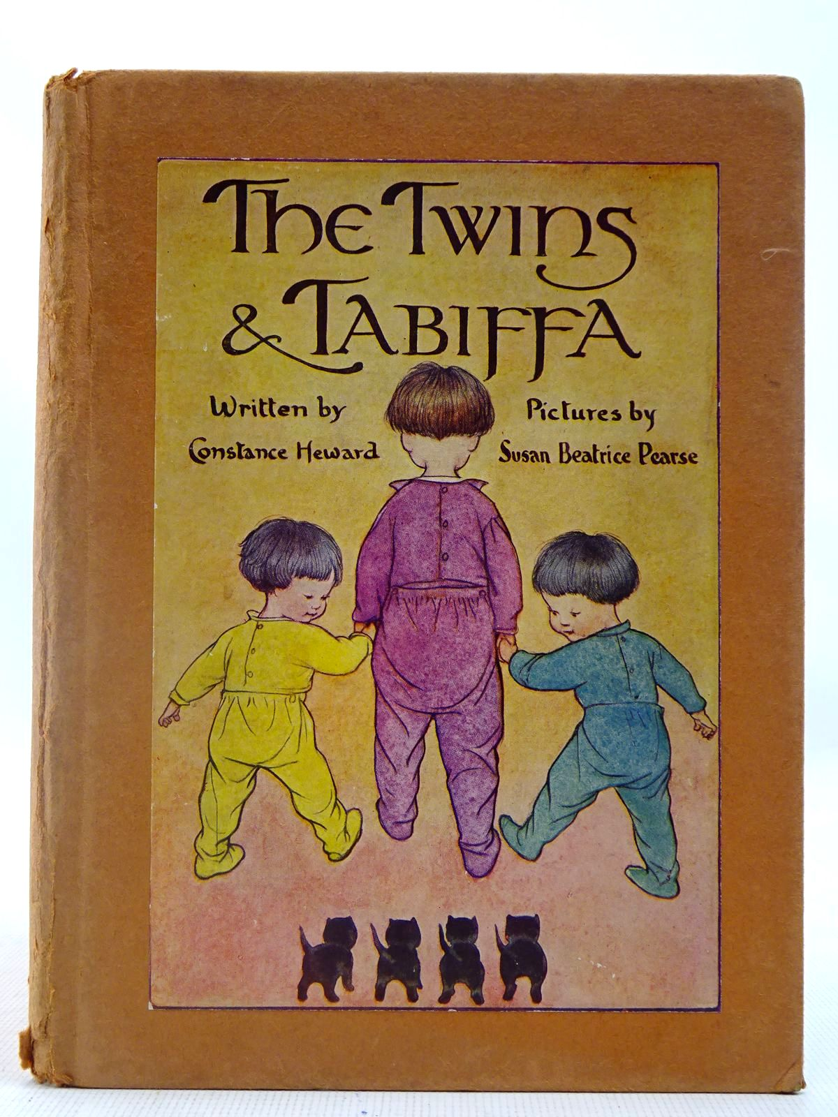 Photo of THE TWINS AND TABIFFA written by Heward, Constance illustrated by Pearse, S.B. published by George G. Harrap & Co. Ltd. (STOCK CODE: 2127236)  for sale by Stella & Rose's Books