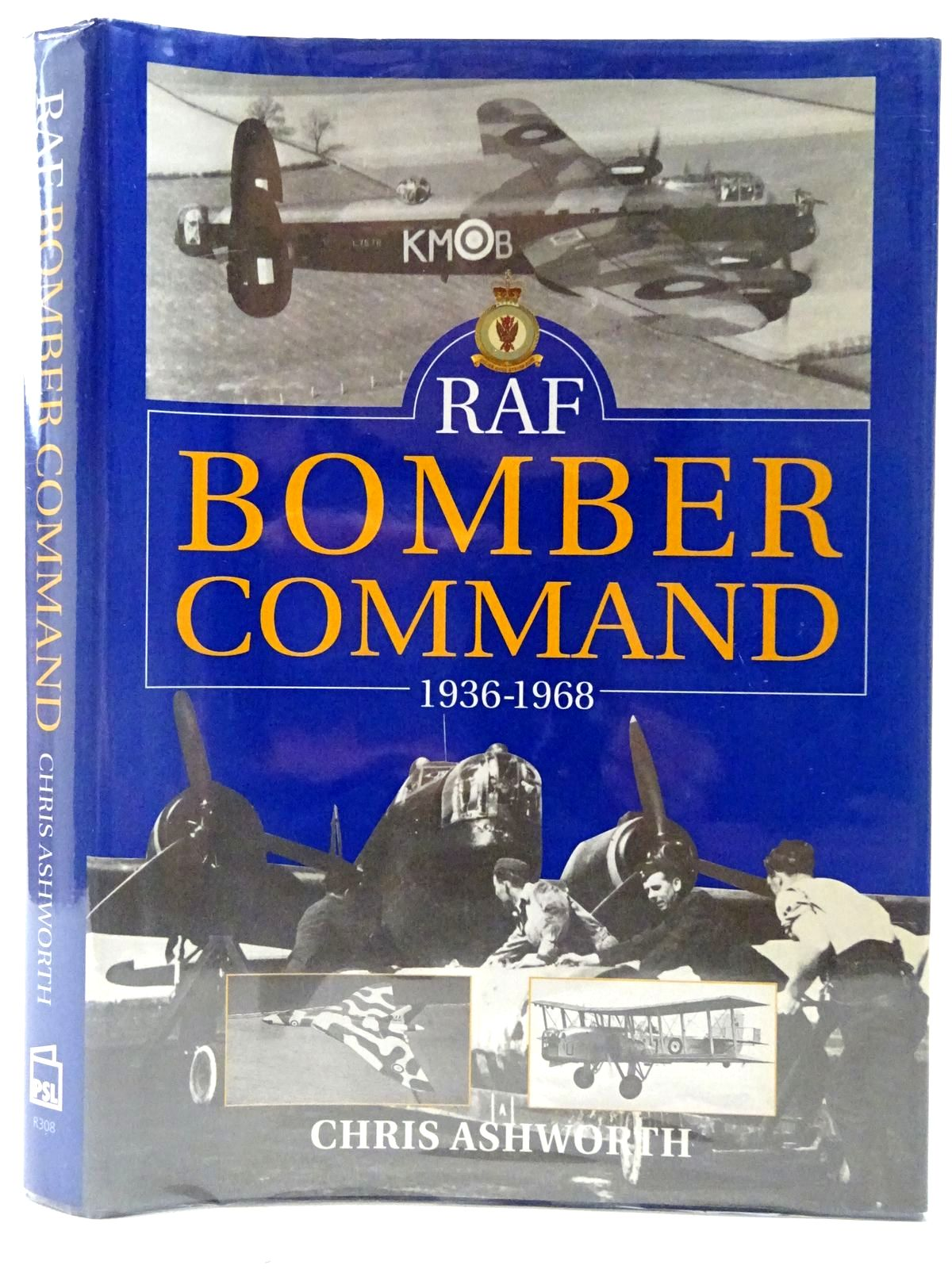 Photo of RAF BOMBER COMMAND 1936-1968 written by Ashworth, Chris published by Patrick Stephens Limited (STOCK CODE: 2127270)  for sale by Stella & Rose's Books