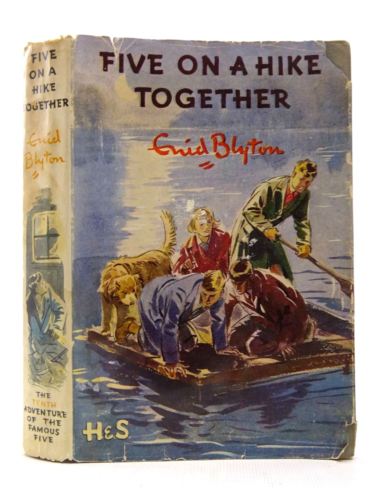 Photo of FIVE ON A HIKE TOGETHER written by Blyton, Enid illustrated by Soper, Eileen published by Hodder & Stoughton (STOCK CODE: 2127289)  for sale by Stella & Rose's Books