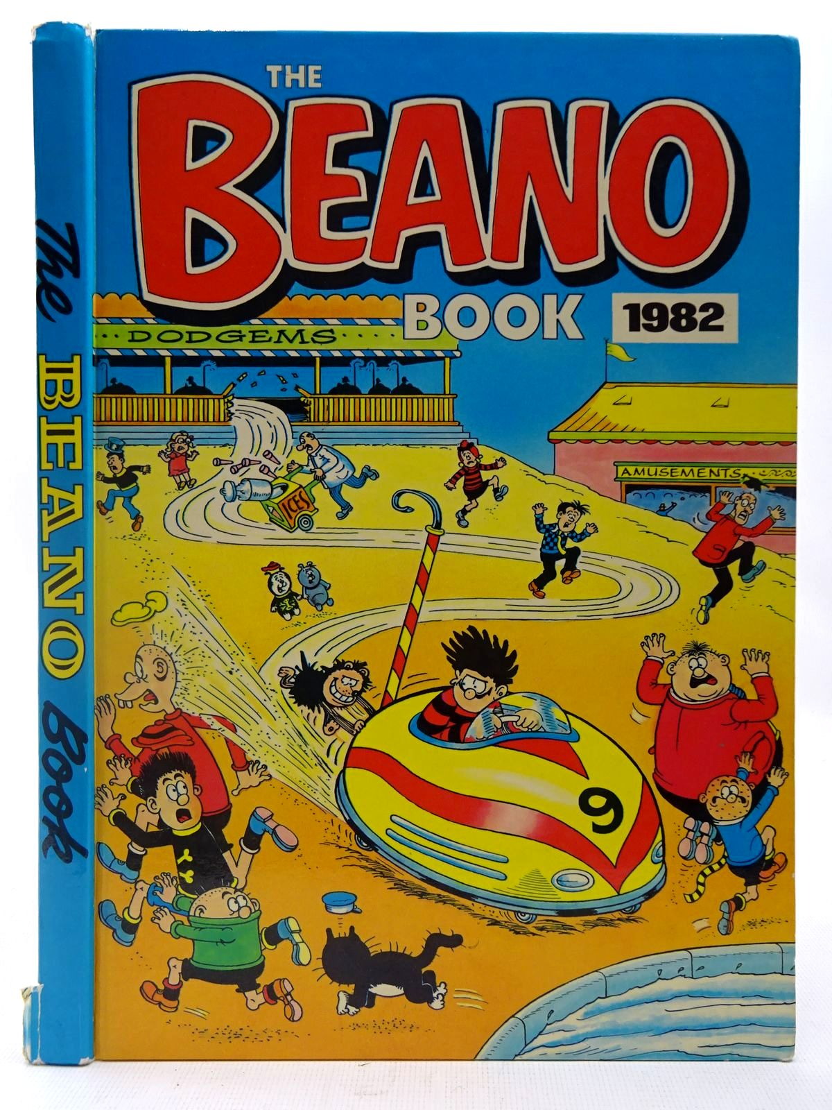 Photo of THE BEANO BOOK 1982 published by D.C. Thomson & Co Ltd. (STOCK CODE: 2127312)  for sale by Stella & Rose's Books