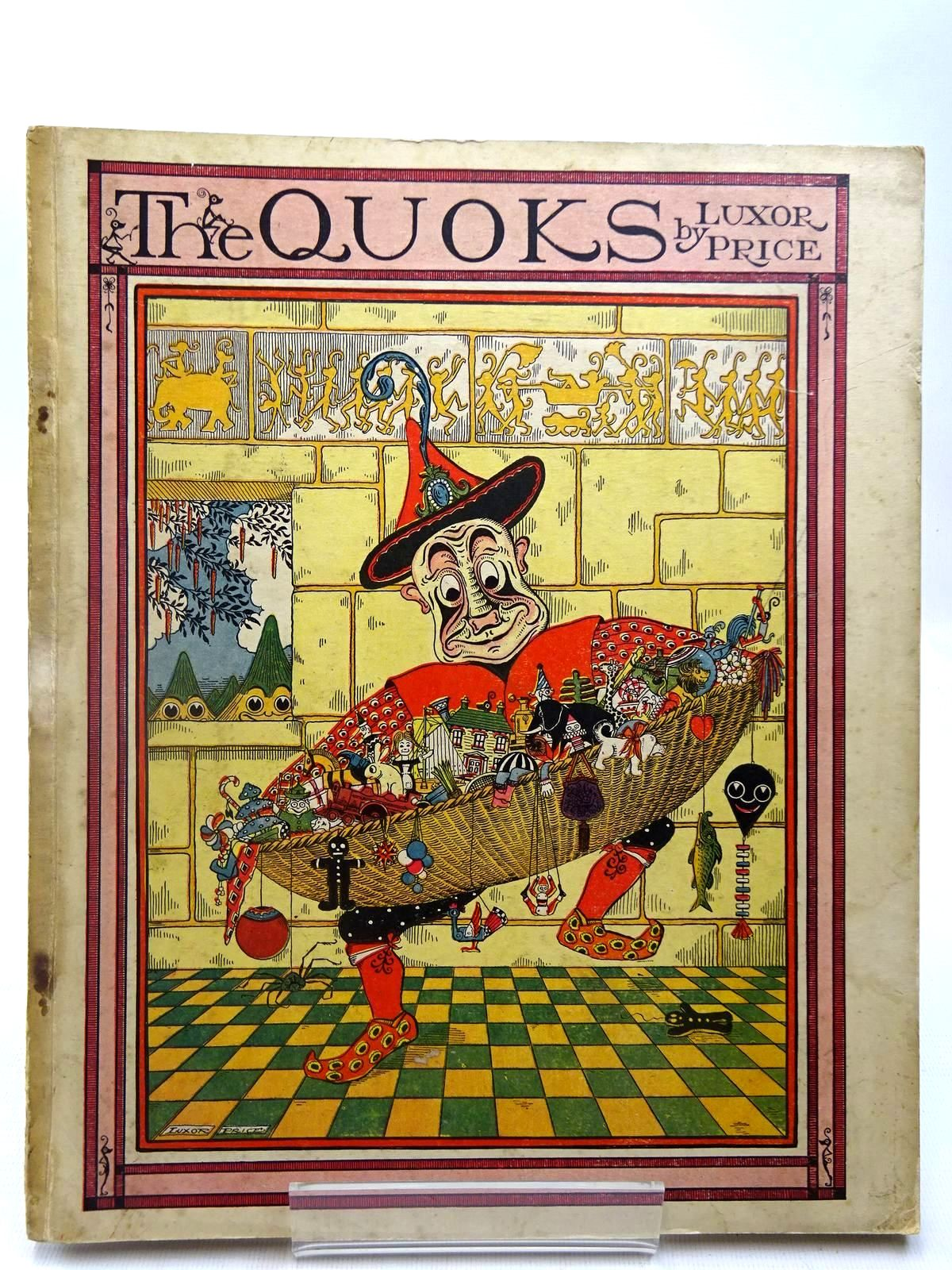 Photo of THE QUOKS written by Price, Luxor illustrated by Price, Luxor published by W. & R. Chambers (STOCK CODE: 2127324)  for sale by Stella & Rose's Books