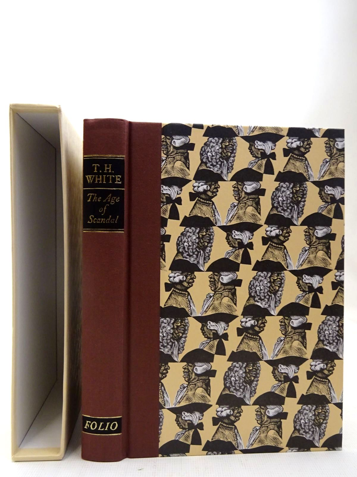 Photo of THE AGE OF SCANDAL AN EXCURSION THROUGH A MINOR PERIOD written by White, T.H. published by Folio Society (STOCK CODE: 2127345)  for sale by Stella & Rose's Books