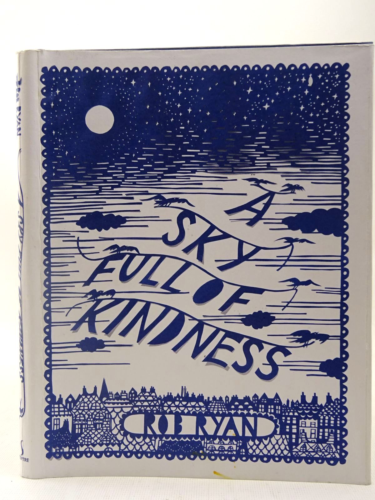 Photo of A SKY FULL OF KINDNESS written by Ryan, Rob illustrated by Ryan, Rob published by Sceptre (STOCK CODE: 2127356)  for sale by Stella & Rose's Books