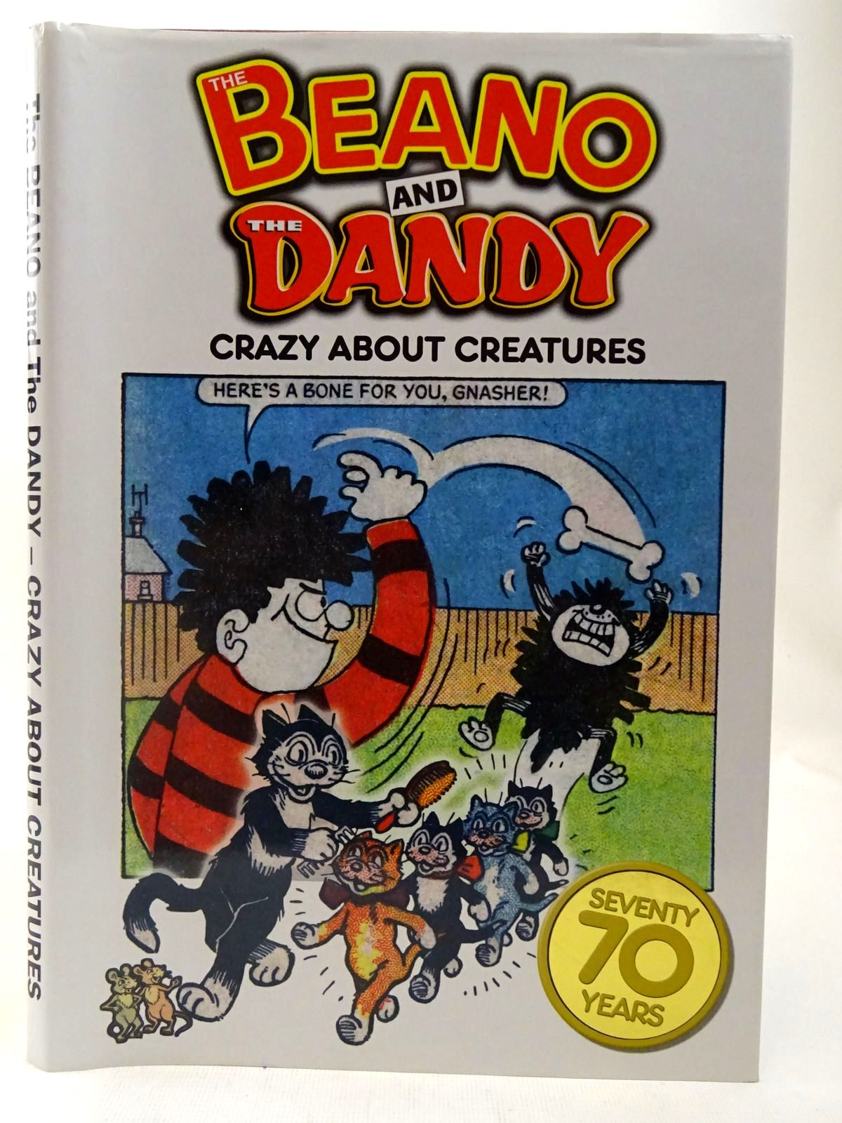 Photo of THE BEANO AND THE DANDY - CRAZY ABOUT CREATURES published by D.C. Thomson & Co Ltd. (STOCK CODE: 2127373)  for sale by Stella & Rose's Books