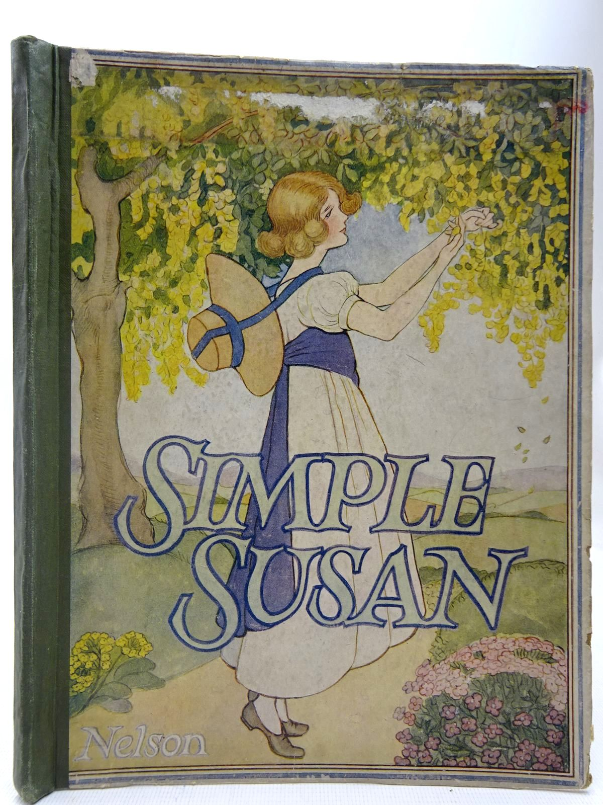 Photo of SIMPLE SUSAN written by Edgeworth, Maria<br />Chisholm, Louey published by Thomas Nelson and Sons Ltd. (STOCK CODE: 2127402)  for sale by Stella & Rose's Books