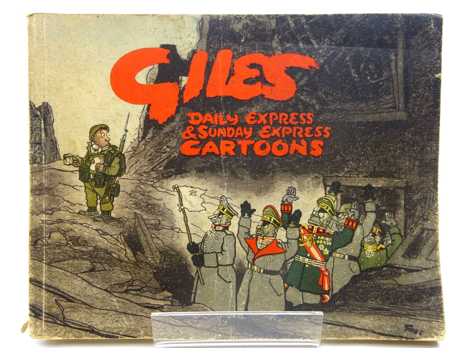 Photo of GILES No. 1 written by Giles,  illustrated by Giles,  published by Daily Express (STOCK CODE: 2127427)  for sale by Stella & Rose's Books