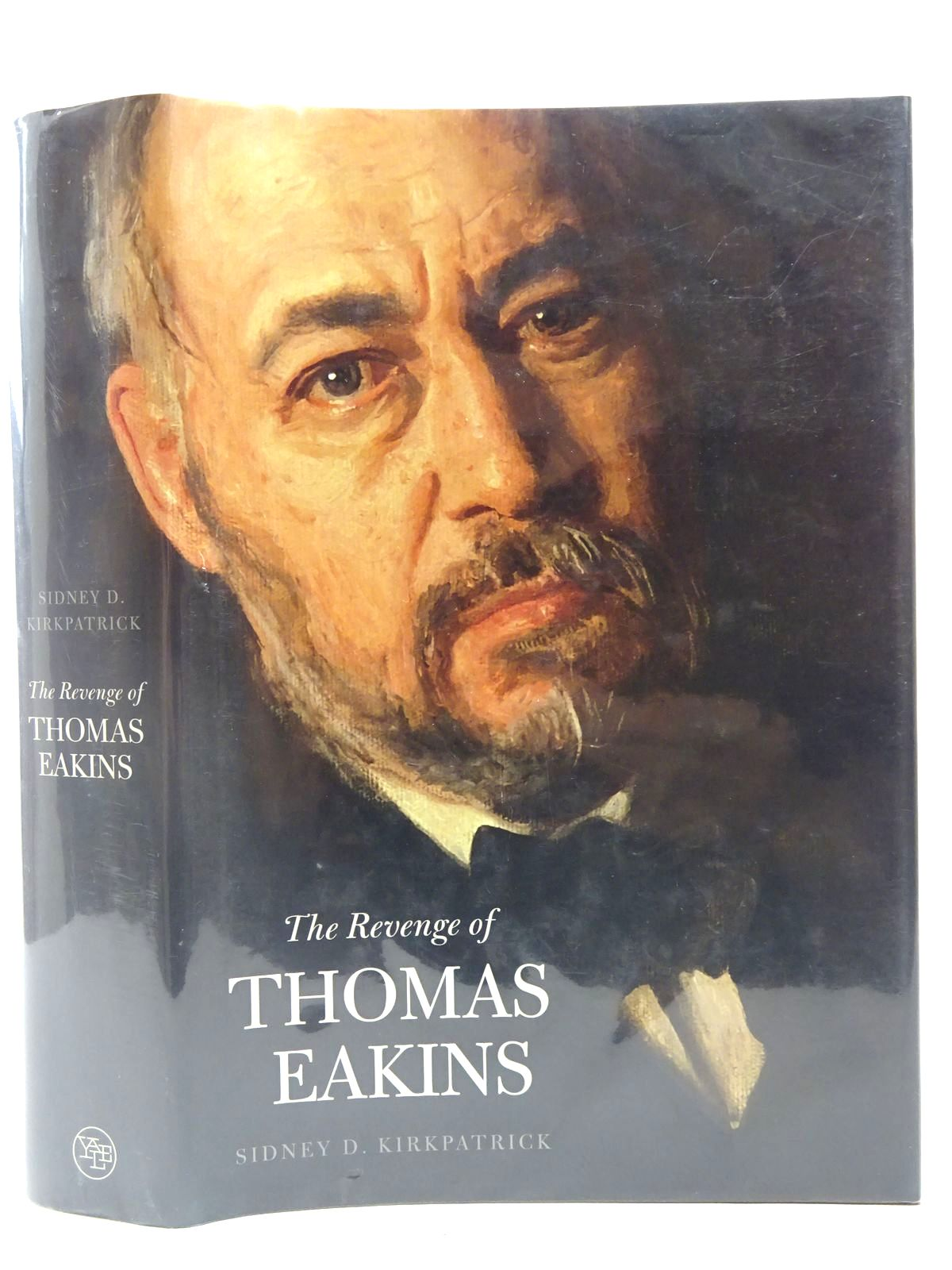 Photo of THE REVENGE OF THOMAS EAKINS written by Kirkpatrick, Sidney D. published by Yale University Press (STOCK CODE: 2127465)  for sale by Stella & Rose's Books