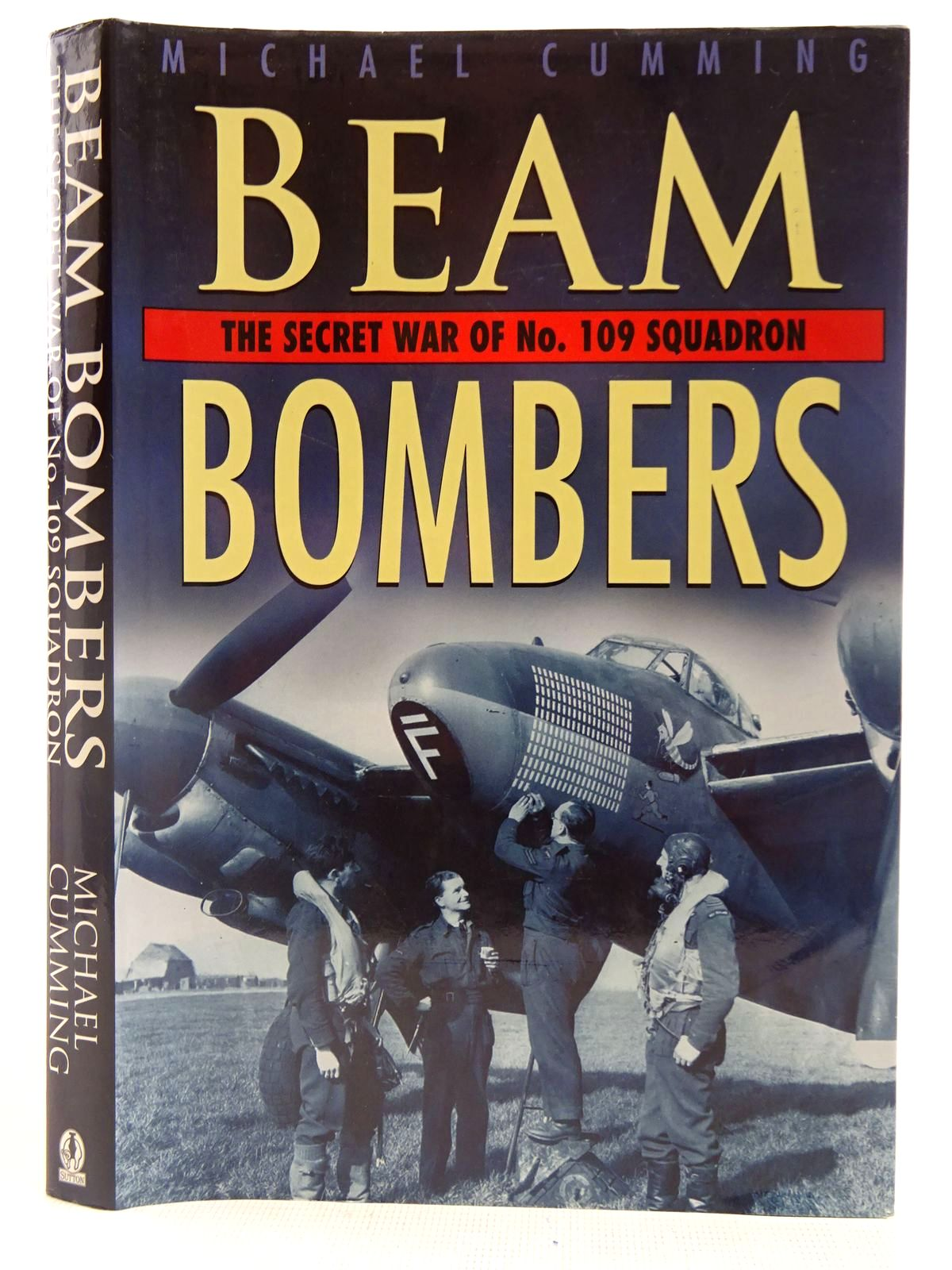 Photo of BEAM BOMBERS THE SECRET WAR OF No. 109 SQUADRON written by Cumming, Michael published by Sutton Publishing (STOCK CODE: 2127473)  for sale by Stella & Rose's Books
