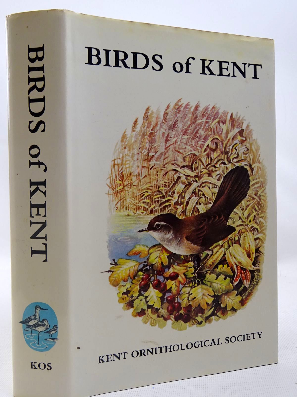 Photo of THE BIRDS OF KENT written by Taylor, D.W.<br />Davenport, D.L.<br />Flegg, J.J.M. published by The Kent Ornithological Society (STOCK CODE: 2127602)  for sale by Stella & Rose's Books