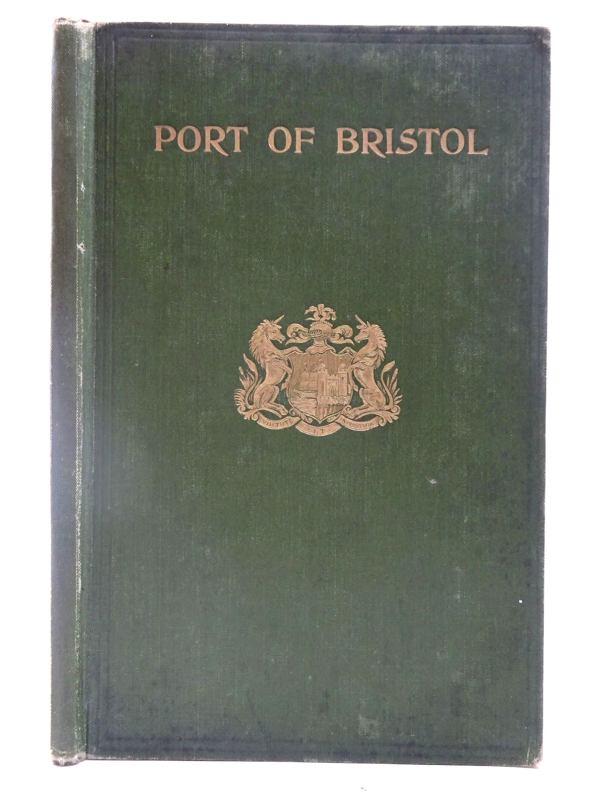 Photo of THE PORT OF BRISTOL OFFICIAL HANDBOOK published by Bristol Docks Office (STOCK CODE: 2127630)  for sale by Stella & Rose's Books