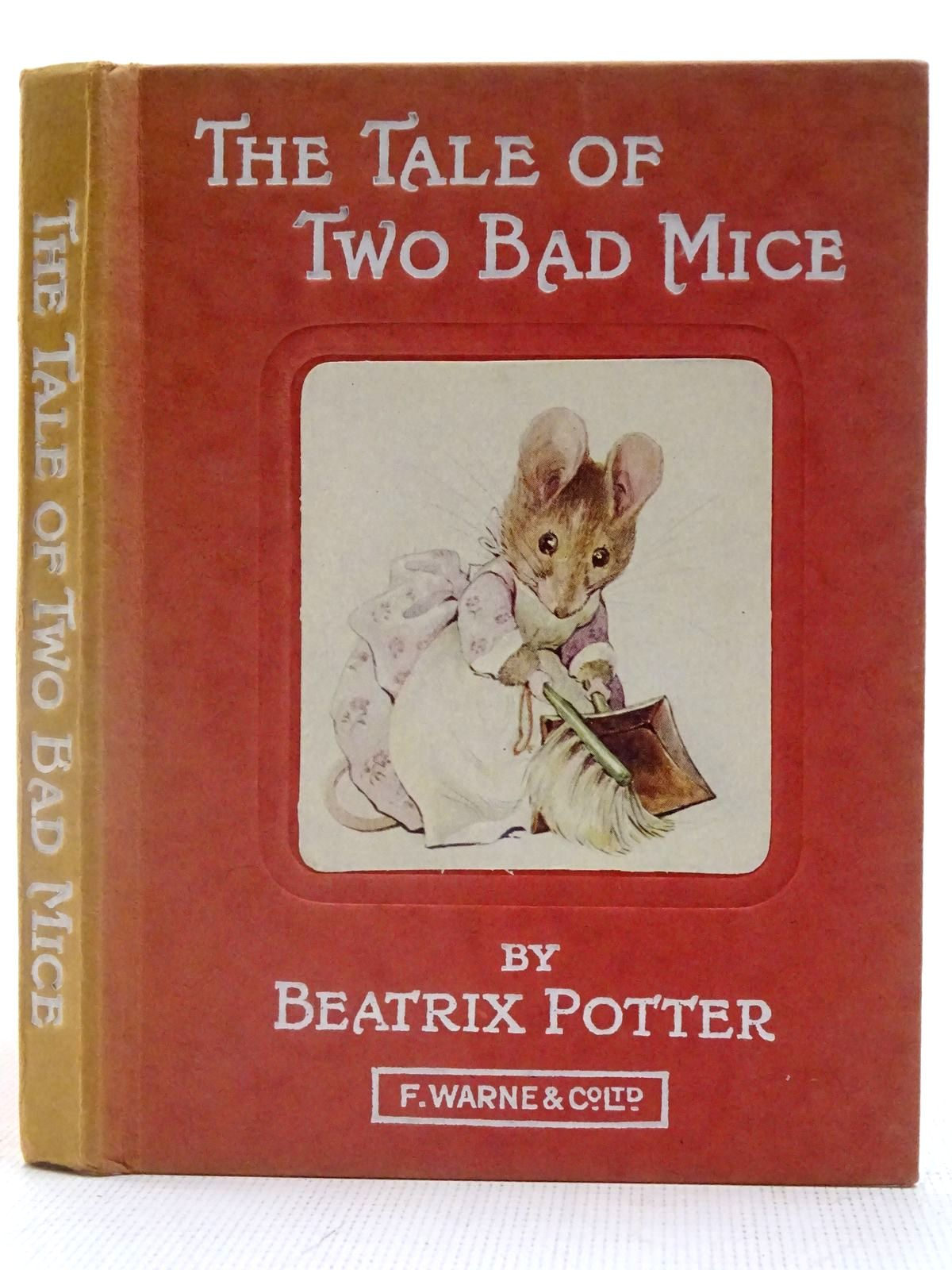 Photo of THE TALE OF TWO BAD MICE written by Potter, Beatrix illustrated by Potter, Beatrix published by Frederick Warne & Co Ltd. (STOCK CODE: 2127636)  for sale by Stella & Rose's Books