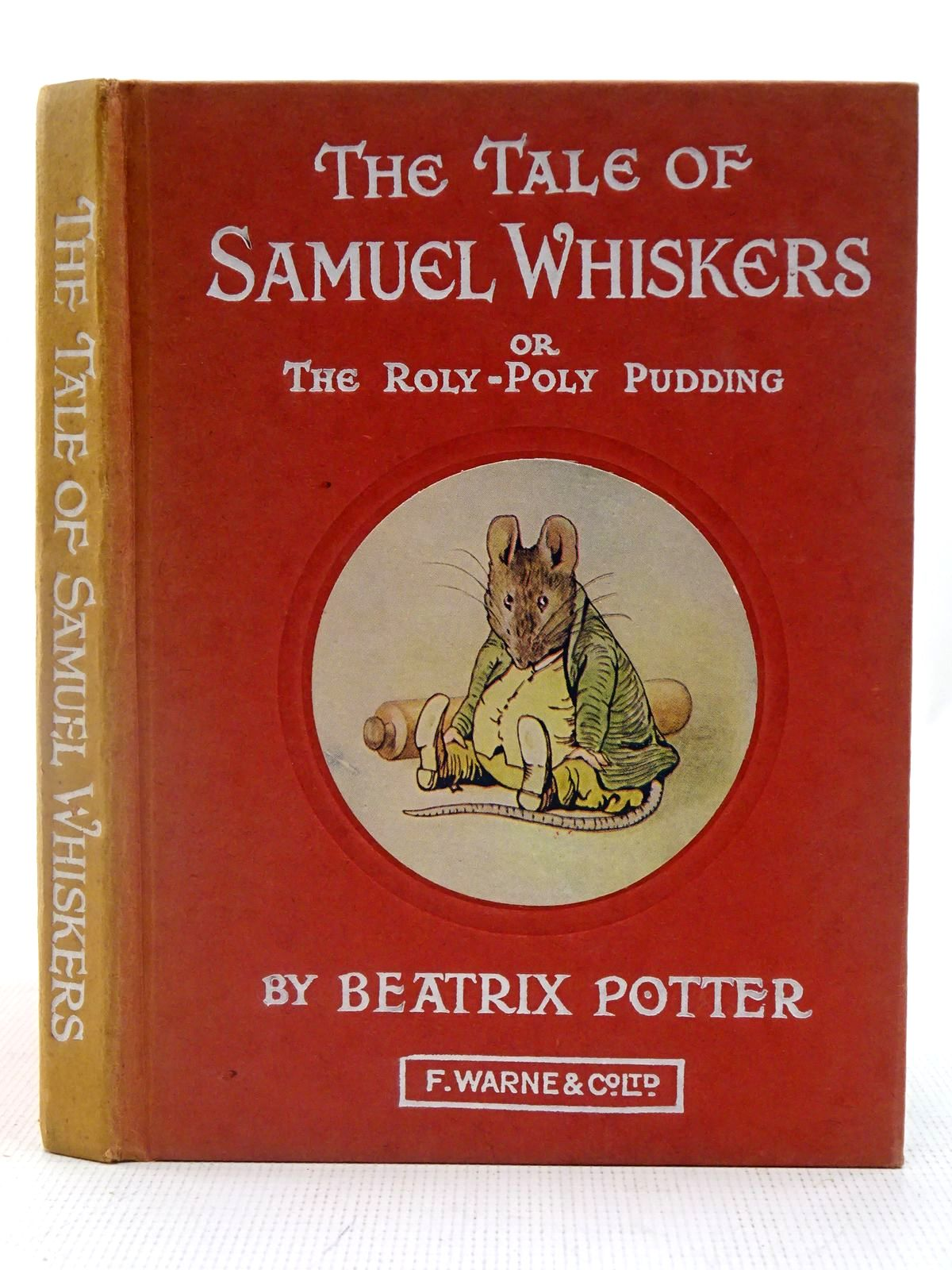 Photo of THE TALE OF SAMUEL WHISKERS OR THE ROLY-POLY PUDDING written by Potter, Beatrix illustrated by Potter, Beatrix published by Frederick Warne & Co Ltd. (STOCK CODE: 2127637)  for sale by Stella & Rose's Books