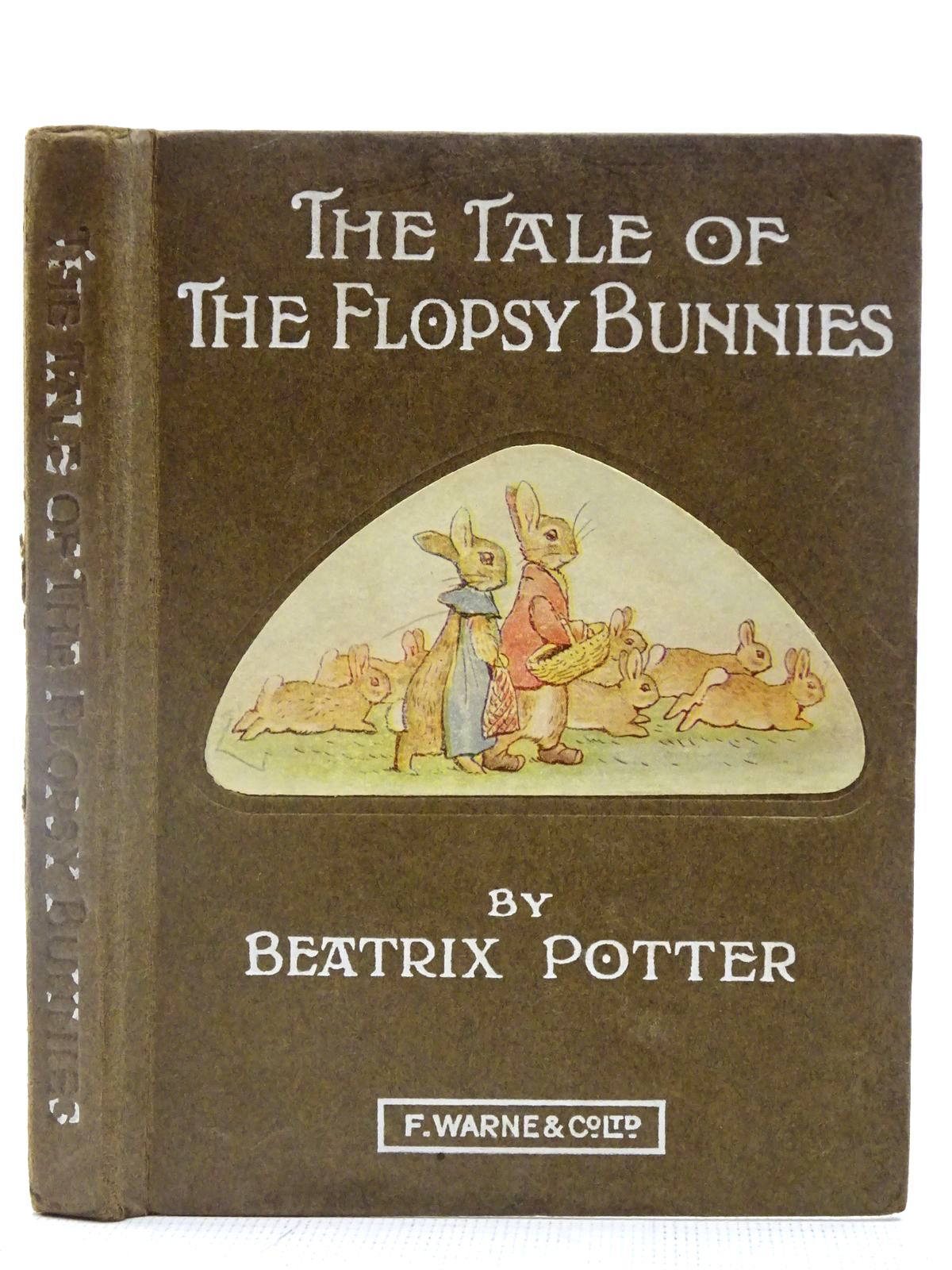 Photo of THE TALE OF THE FLOPSY BUNNIES written by Potter, Beatrix illustrated by Potter, Beatrix published by Frederick Warne & Co. (STOCK CODE: 2127640)  for sale by Stella & Rose's Books