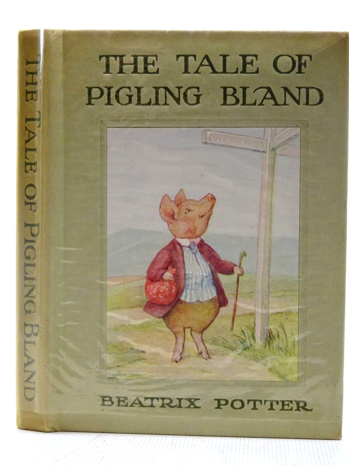 Photo of THE TALE OF PIGLING BLAND written by Potter, Beatrix illustrated by Potter, Beatrix published by Frederick Warne & Co Ltd. (STOCK CODE: 2127646)  for sale by Stella & Rose's Books