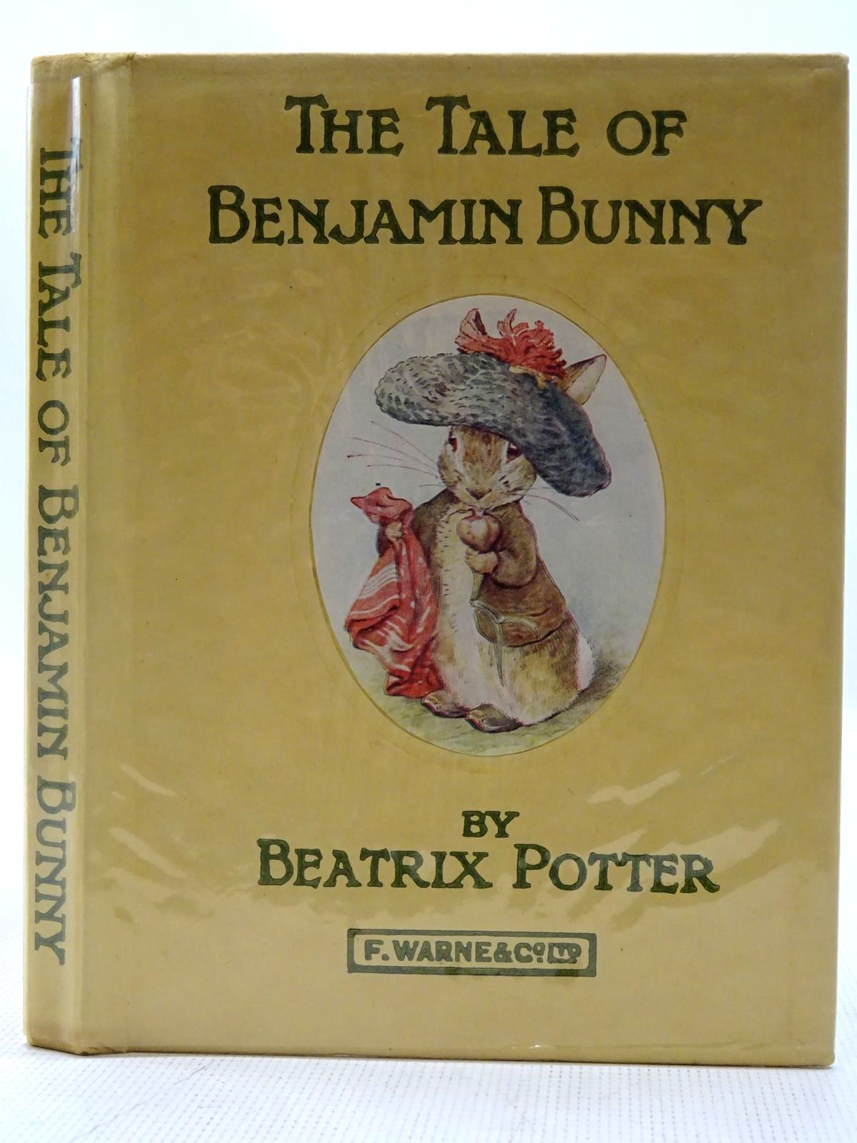 Photo of THE TALE OF BENJAMIN BUNNY written by Potter, Beatrix illustrated by Potter, Beatrix published by Frederick Warne & Co Ltd. (STOCK CODE: 2127648)  for sale by Stella & Rose's Books