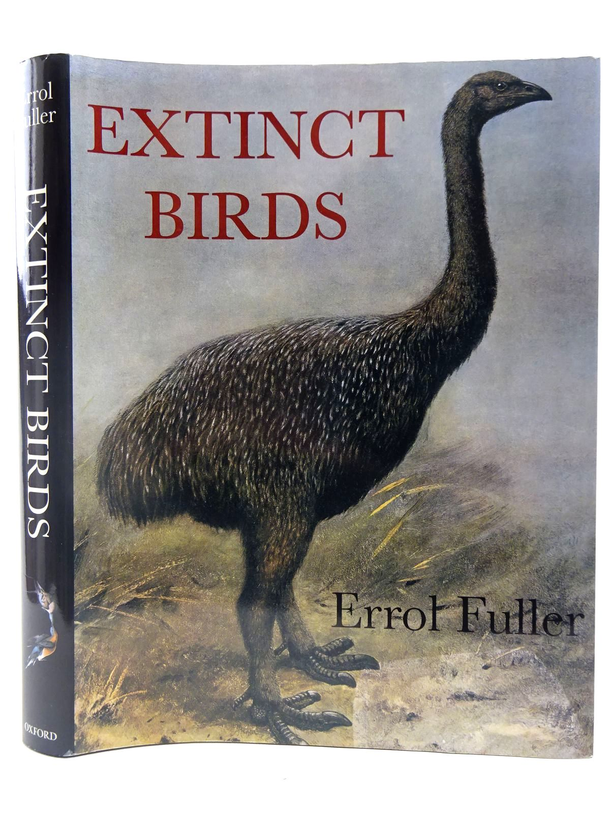 Photo of EXTINCT BIRDS written by Fuller, Errol published by Oxford University Press (STOCK CODE: 2127651)  for sale by Stella & Rose's Books