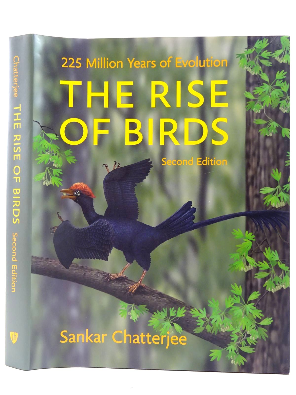 Photo of THE RISE OF BIRDS written by Chatterjee, Sankar published by The Johns Hopkins University Press (STOCK CODE: 2127656)  for sale by Stella & Rose's Books
