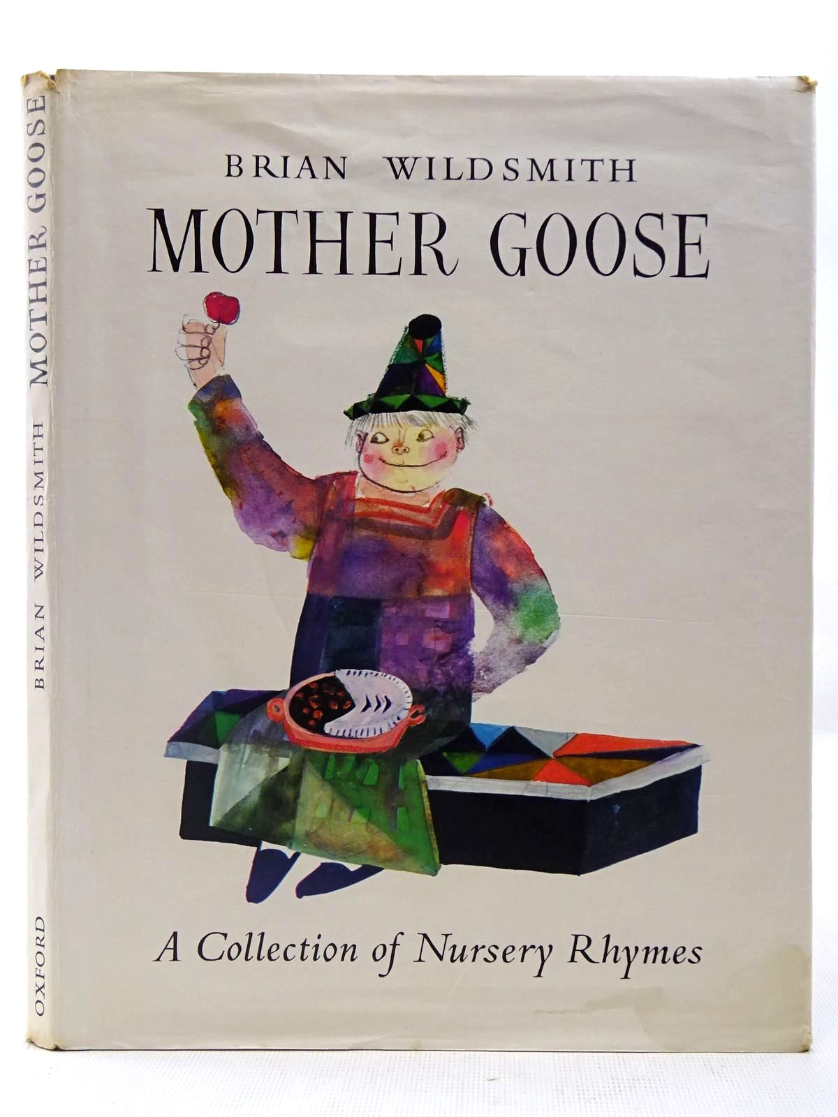 Photo of MOTHER GOOSE written by Wildsmith, Brian illustrated by Wildsmith, Brian published by Oxford University Press (STOCK CODE: 2127668)  for sale by Stella & Rose's Books
