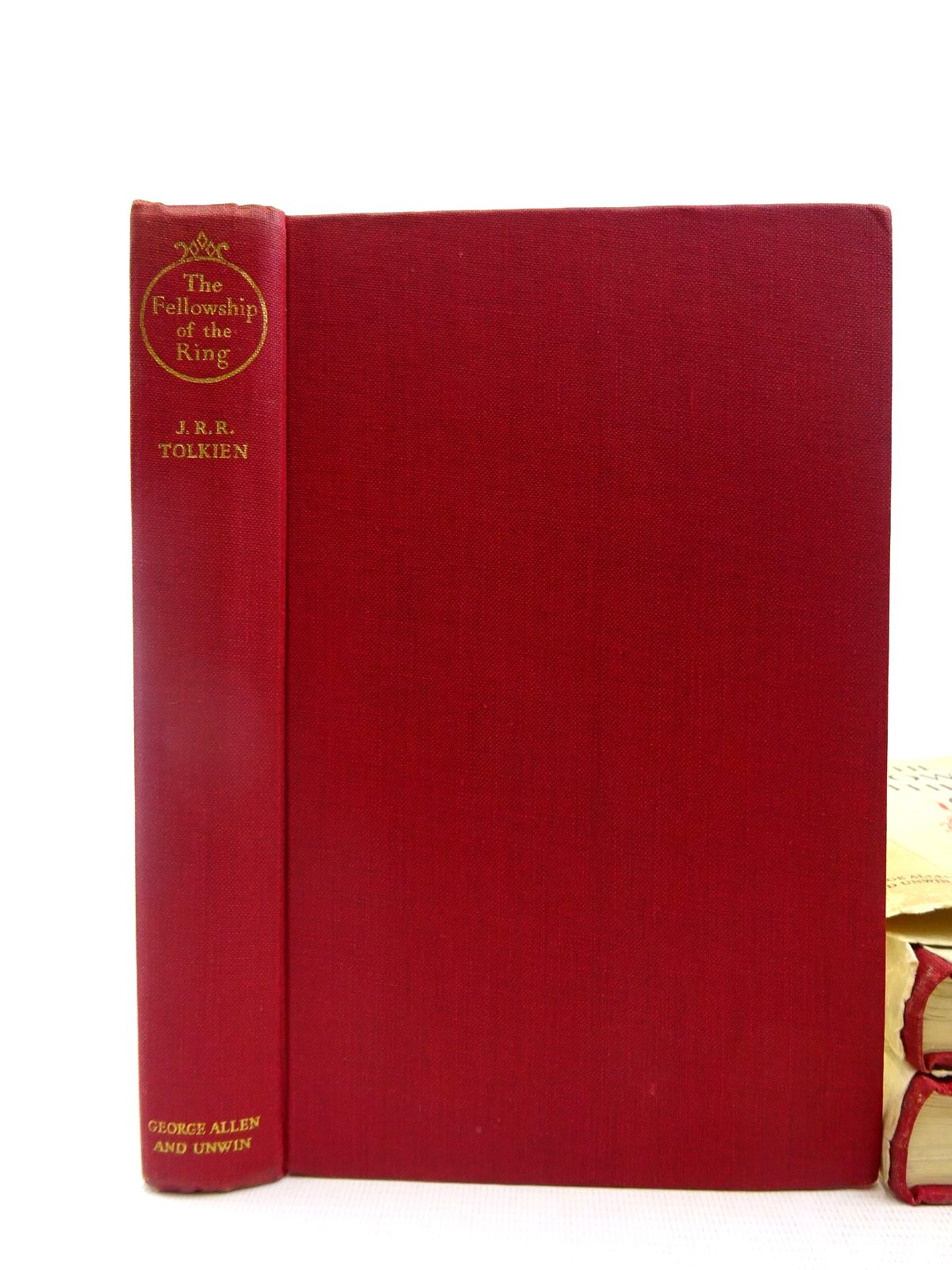 Photo of THE LORD OF THE RINGS - 3 VOLUMES written by Tolkien, J.R.R. published by George Allen & Unwin Ltd. (STOCK CODE: 2127690)  for sale by Stella & Rose's Books