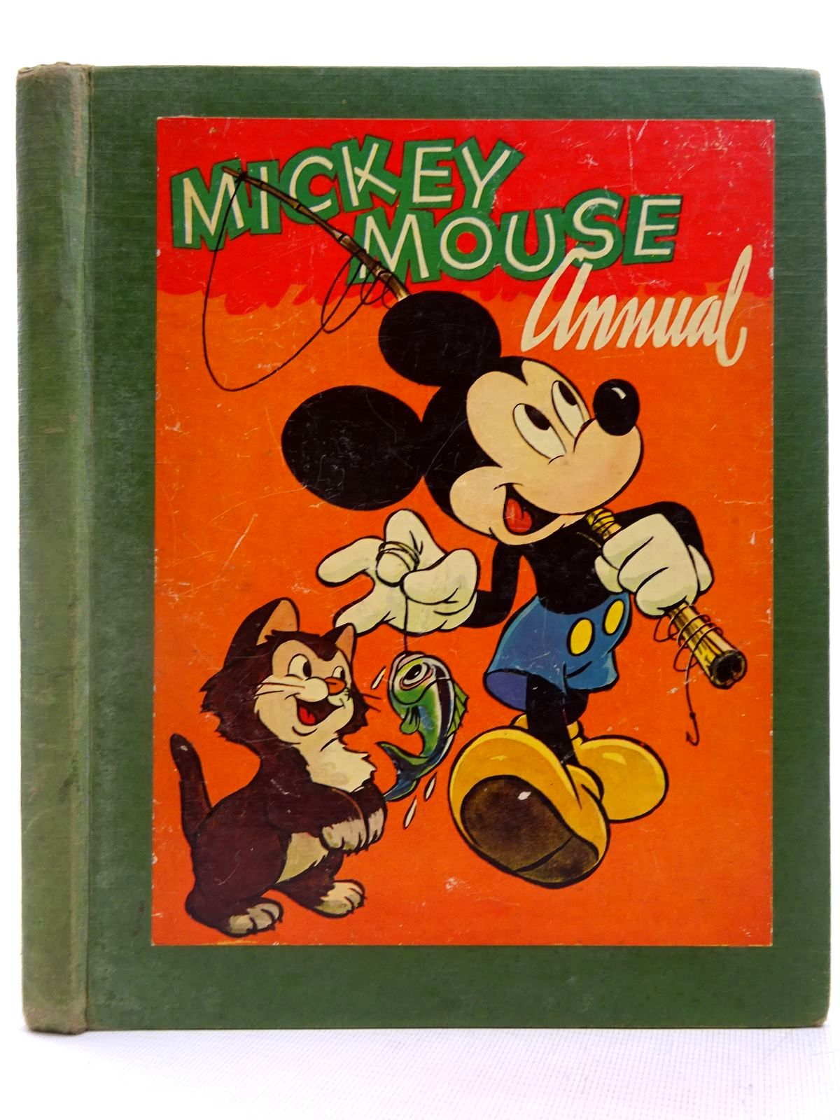 Photo of MICKEY MOUSE ANNUAL 1948 FOR 1949 written by Disney, Walt published by Dean & Son Ltd. (STOCK CODE: 2127708)  for sale by Stella & Rose's Books