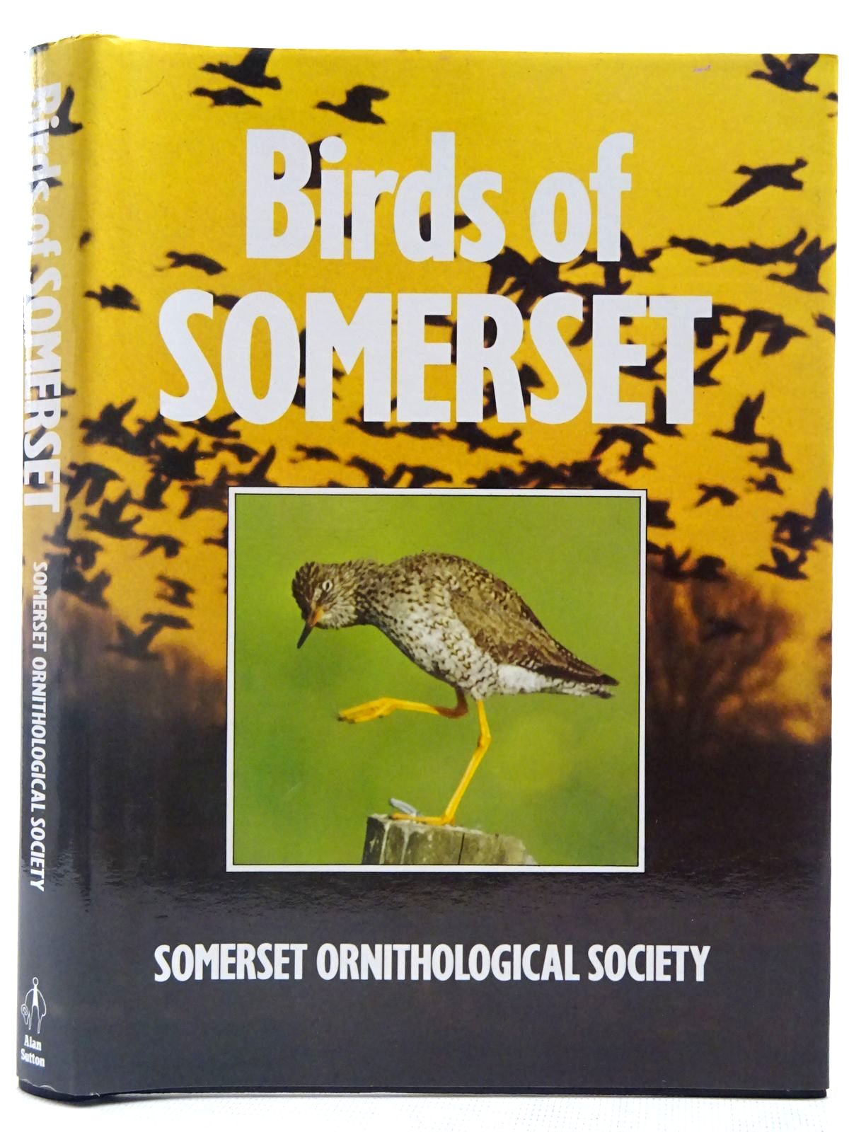 Photo of BIRDS OF SOMERSET written by Somerset Ornithological Society, published by Alan Sutton (STOCK CODE: 2127750)  for sale by Stella & Rose's Books